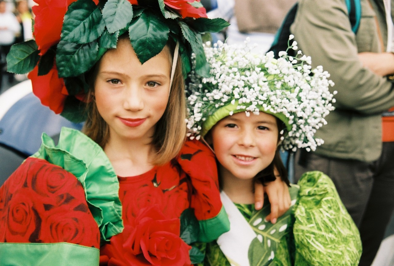 Květinový festival na Madeiře (8 dnů)