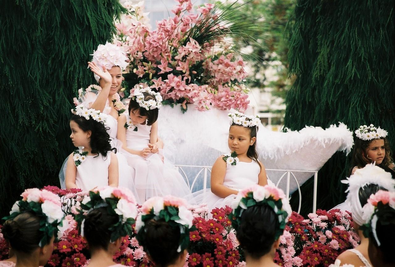 Květinový festival na Madeiře (15 dnů)