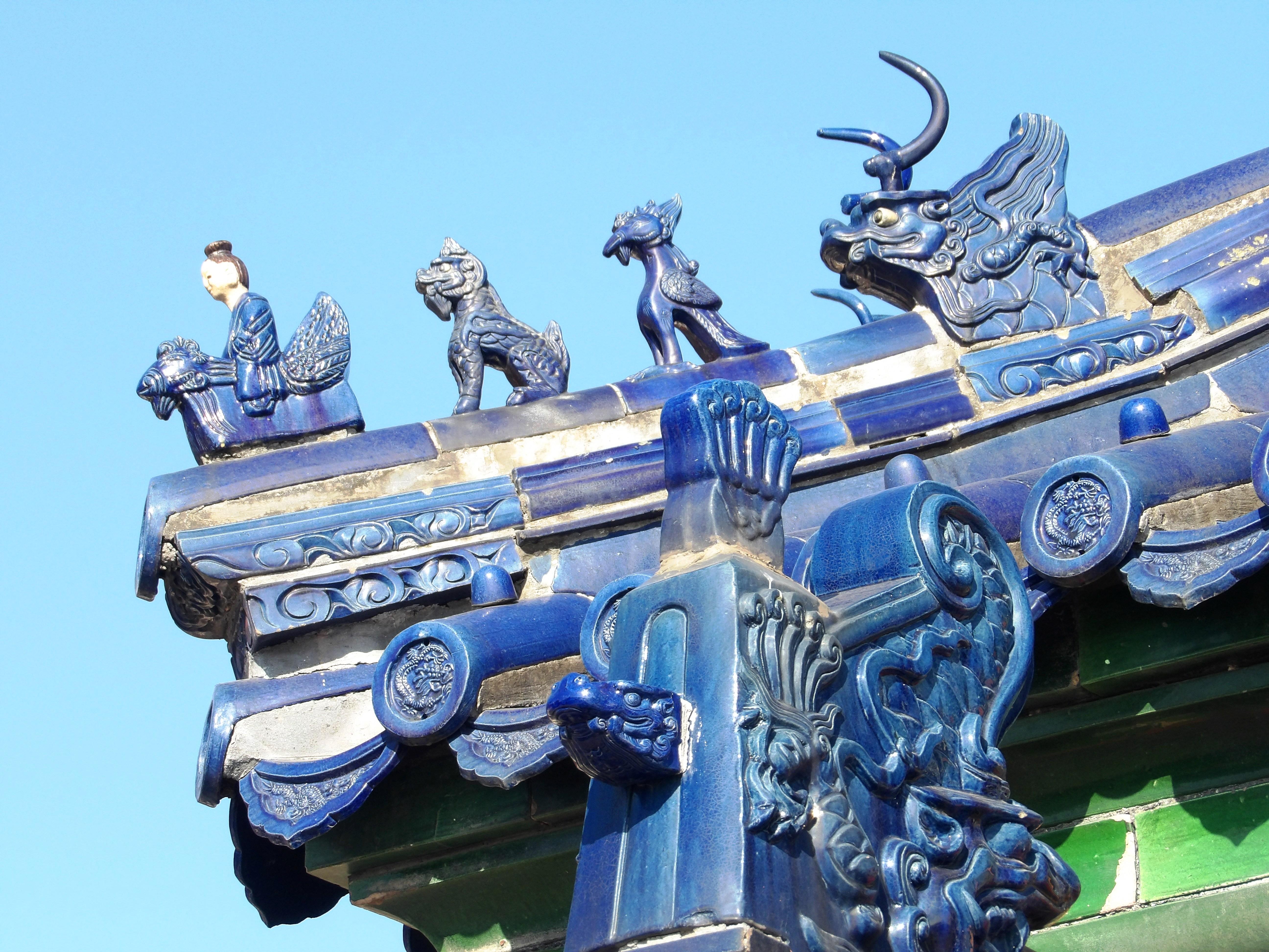 Peking Chram nebes 5