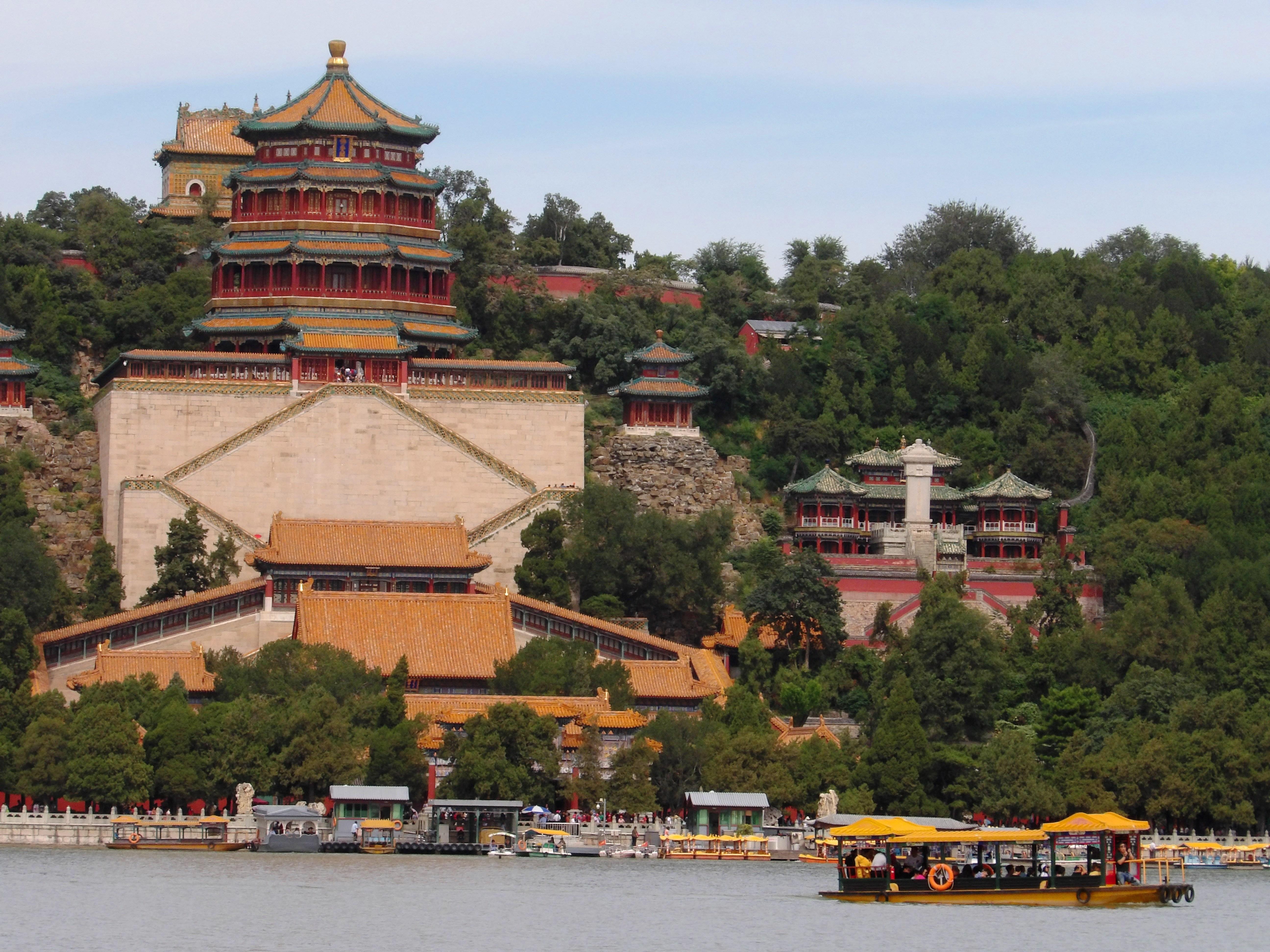 Peking Letni palac 2