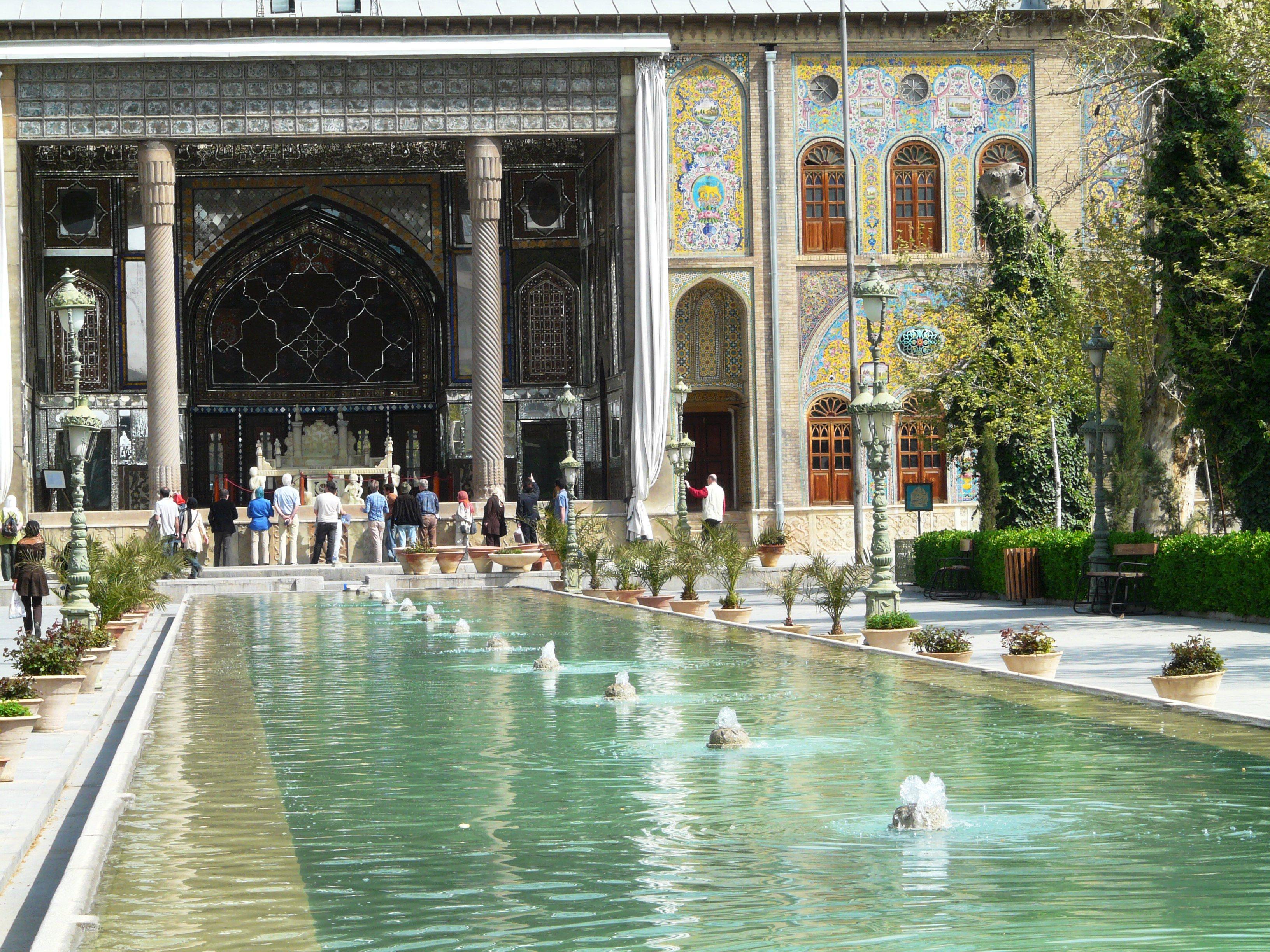 Teherán   Golestán 1