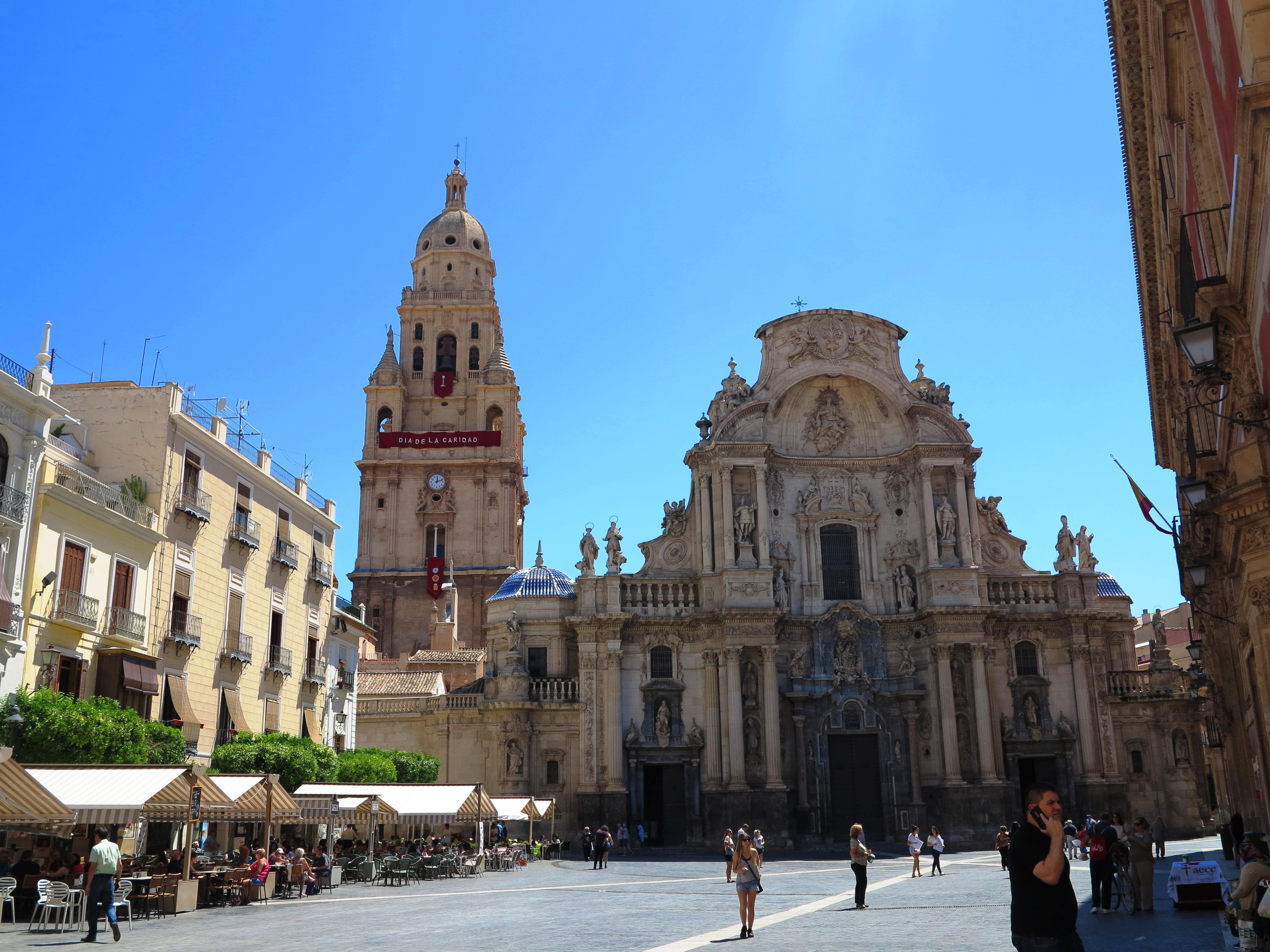 Španělsko   Murcia