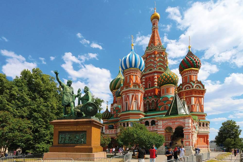 Rusko Moskva ED