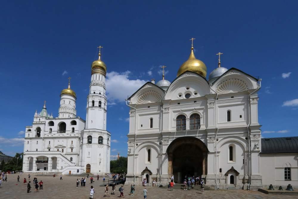 Rusko Moskva 1