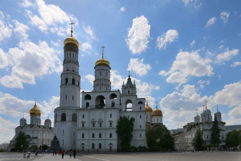 Rusko Moskva 2