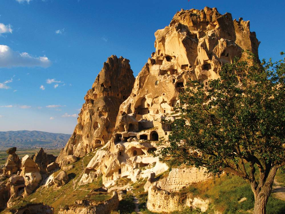 Turecko Kappadokie Uchisar