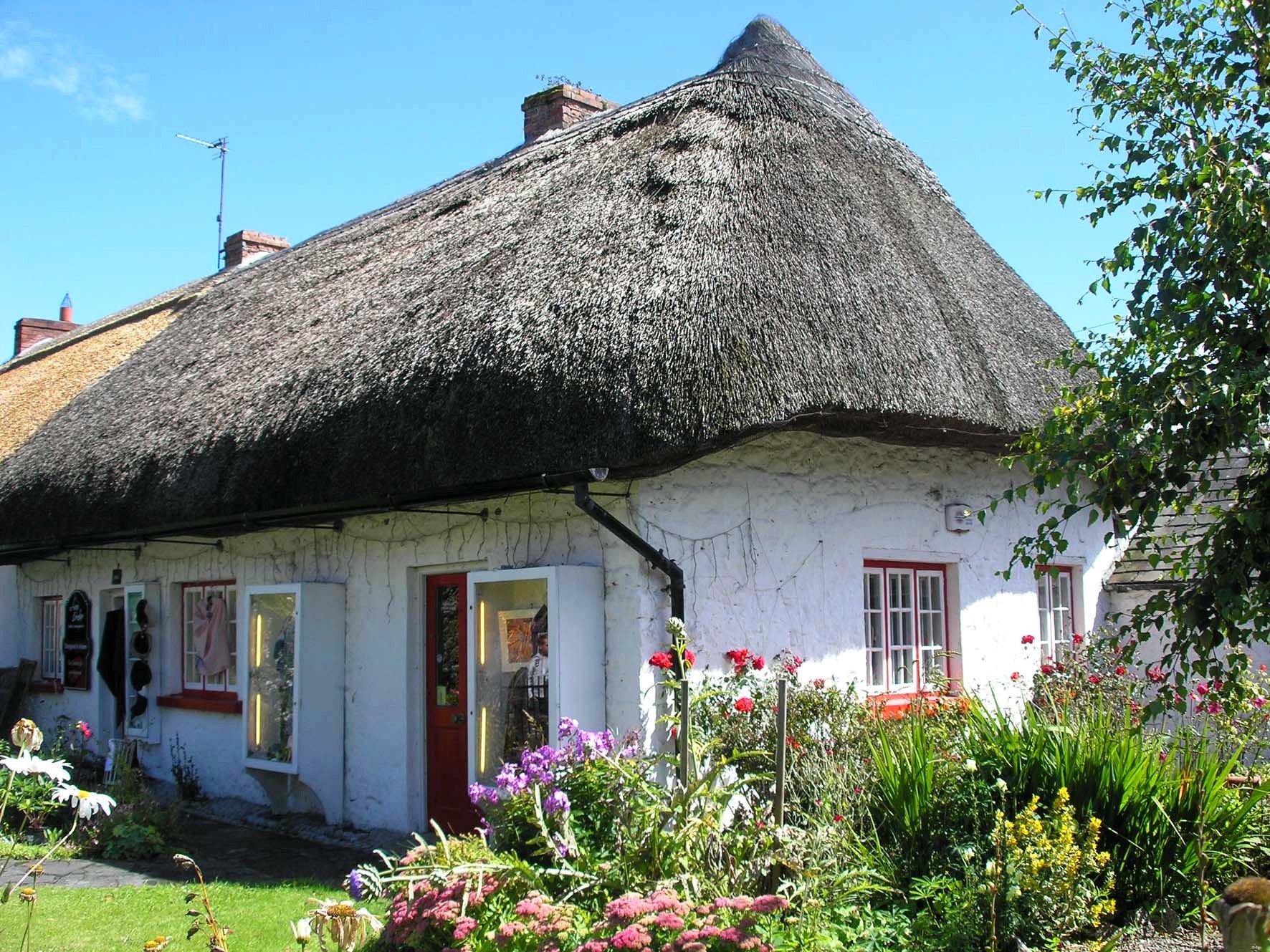 Irsko   Adare 2