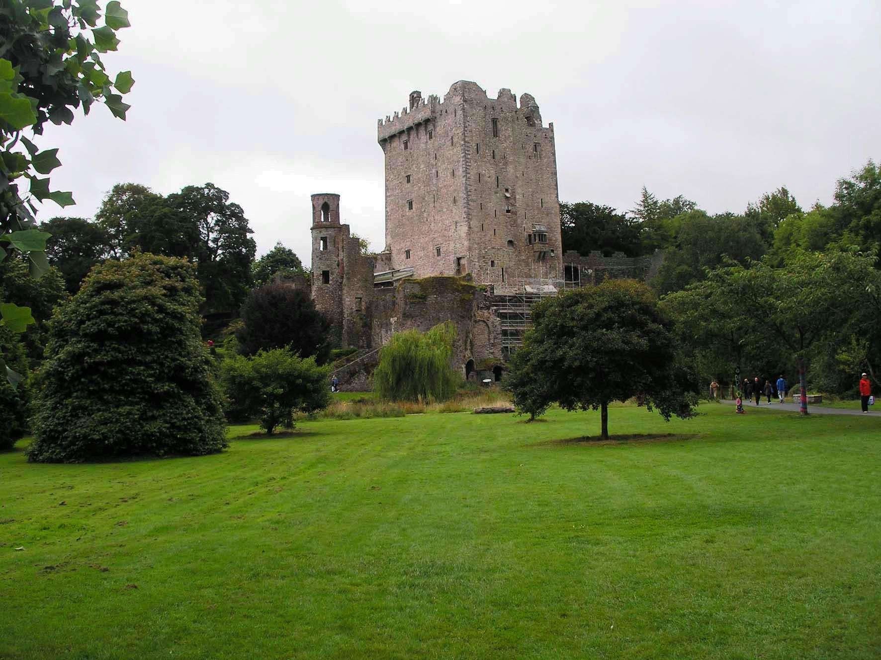 Irsko   Blarney Castle 1