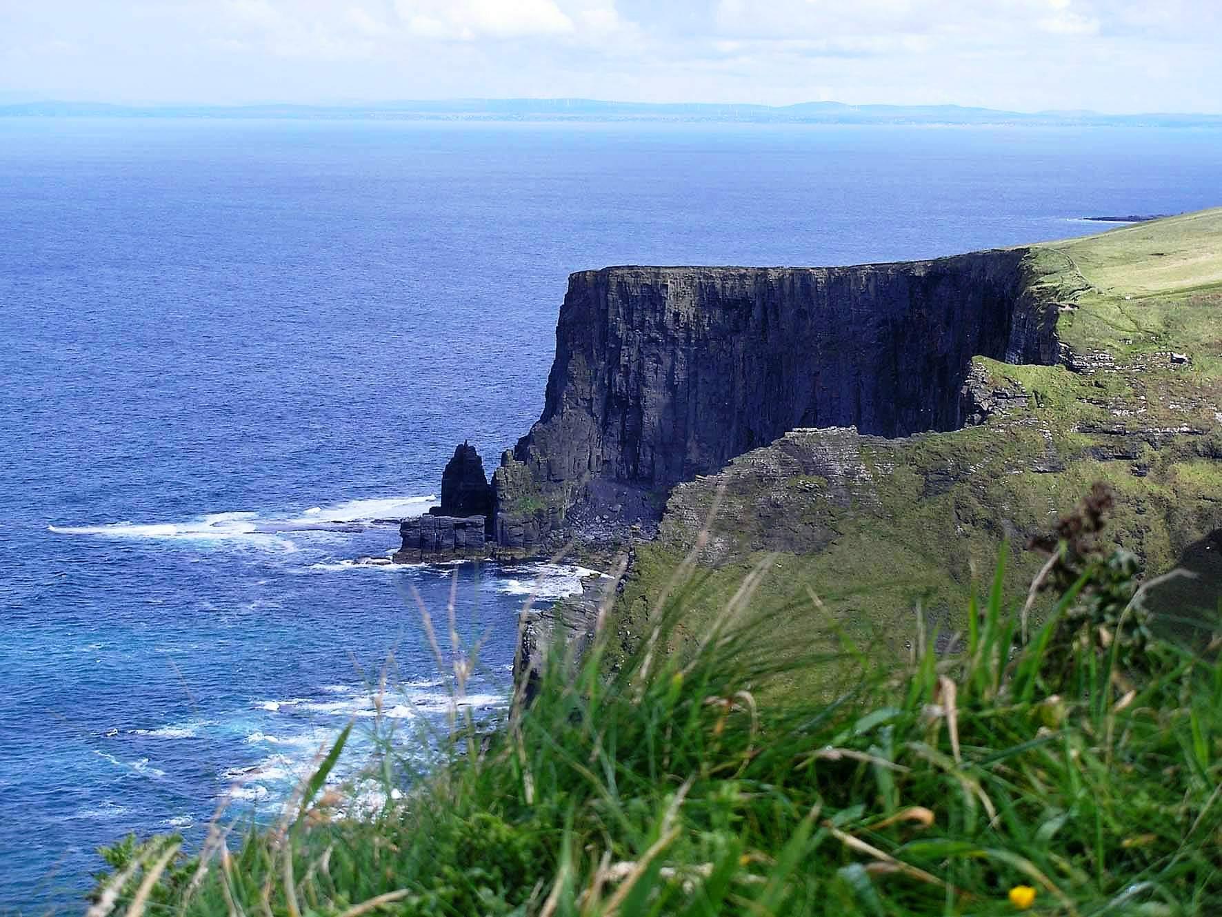 Irsko   Cliffs of Moher 3