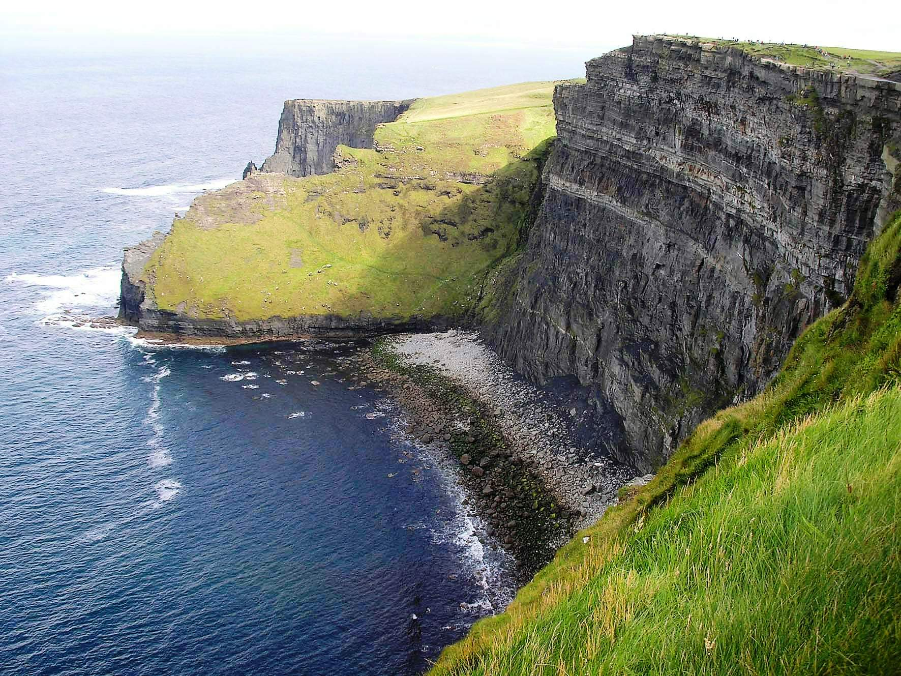 Irsko   Cliffs of Moher 7