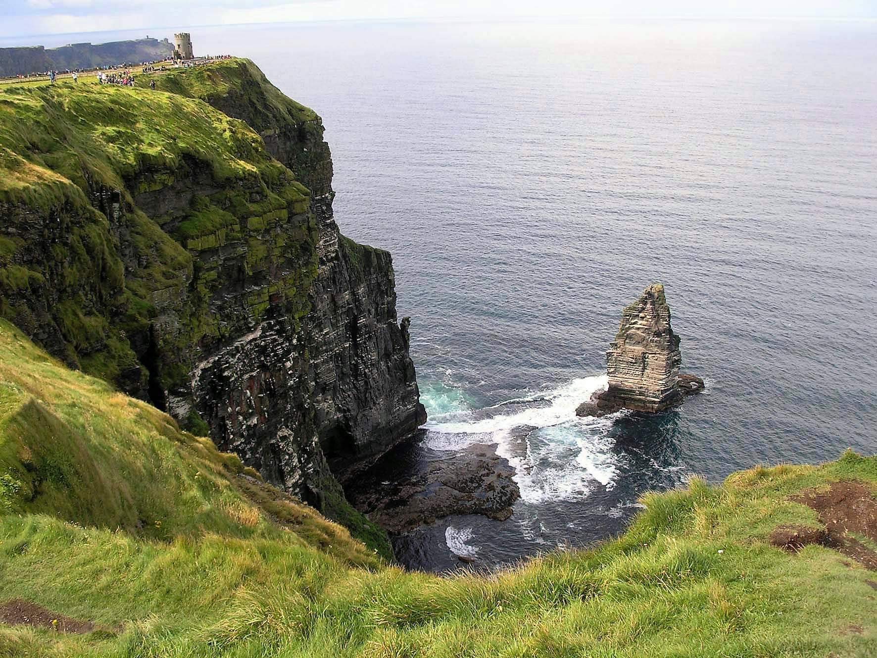Irsko   Cliffs of Moher 8