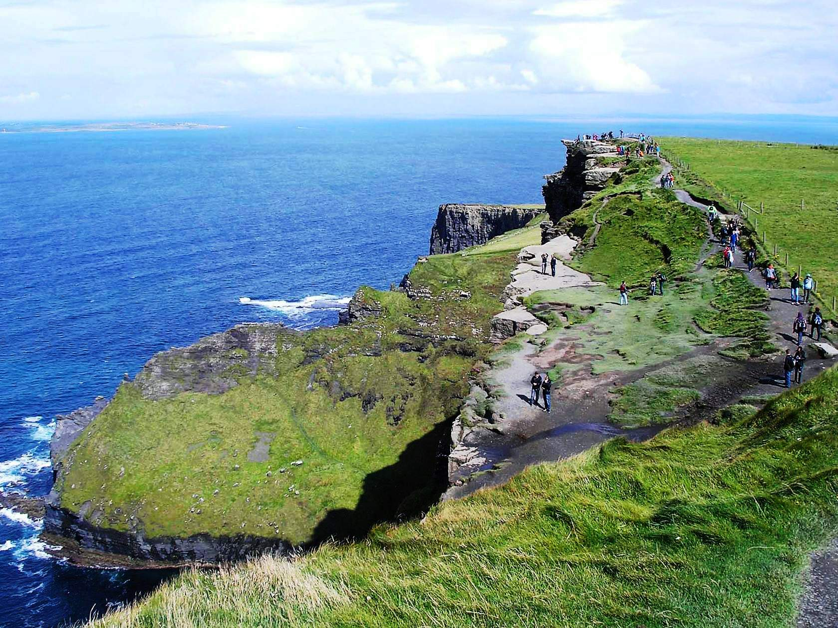 Irsko   Cliffs of Moher 10