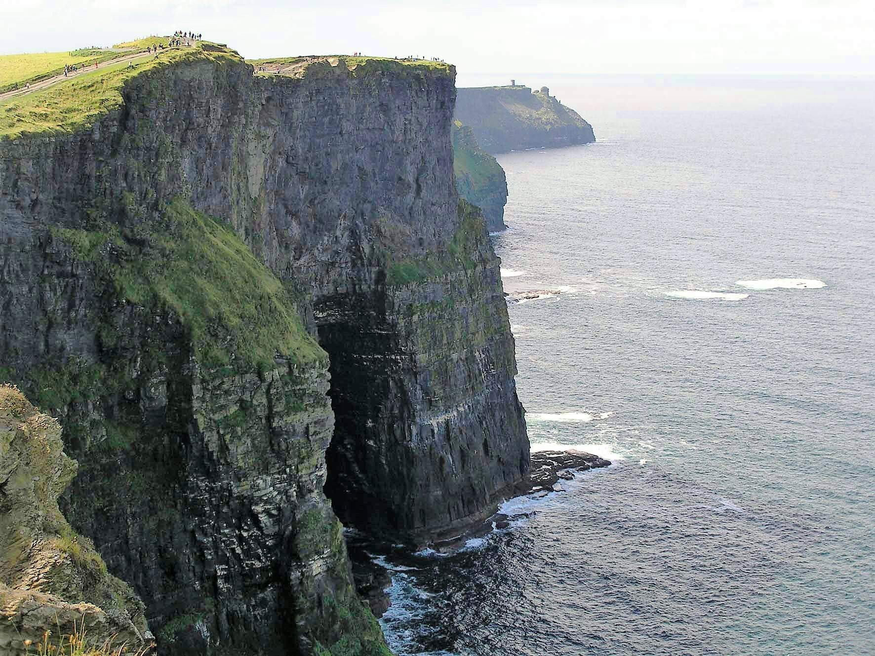 Irsko   Cliffs of Moher 12