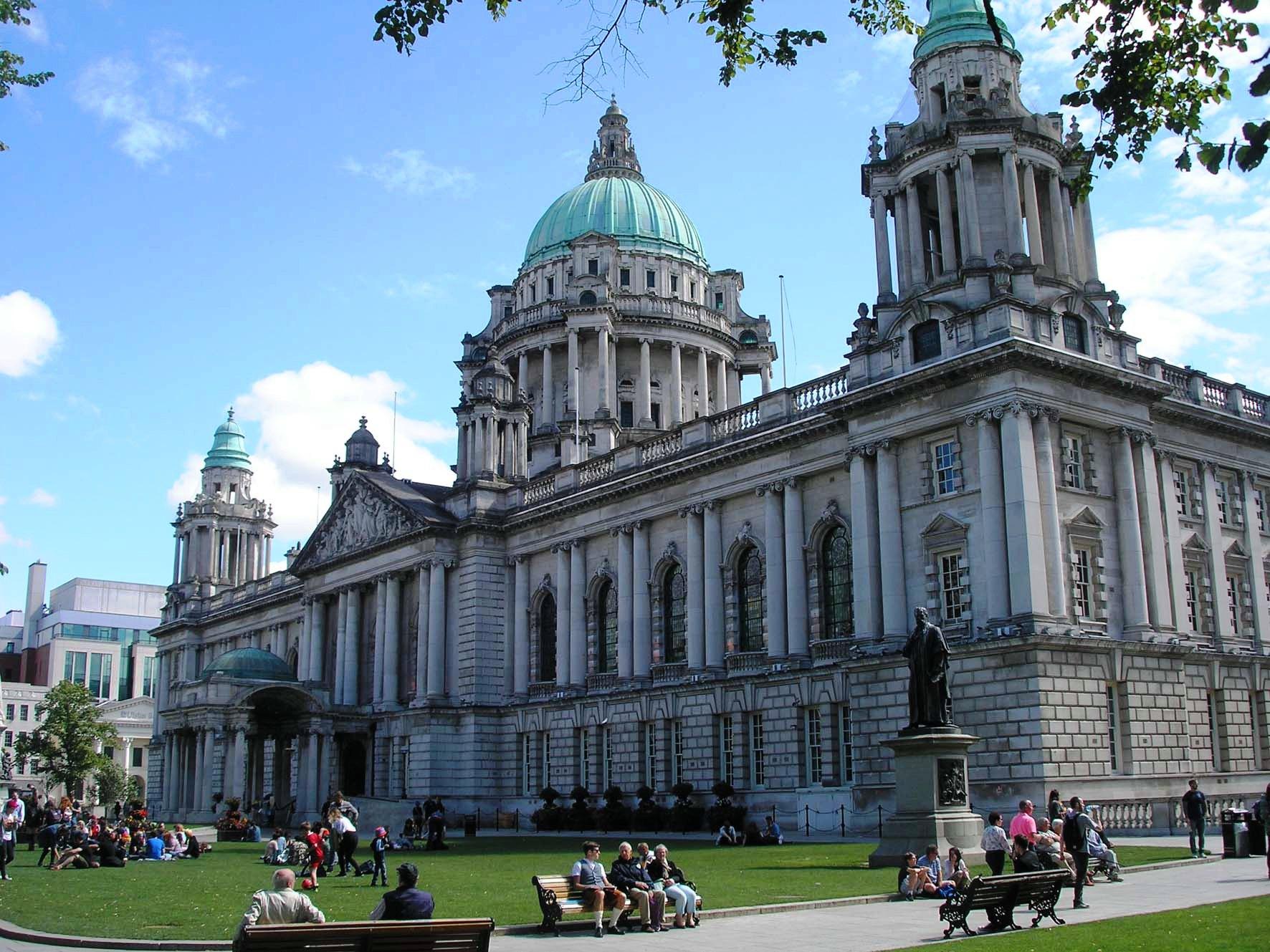 Severní Irsko   Belfast 3