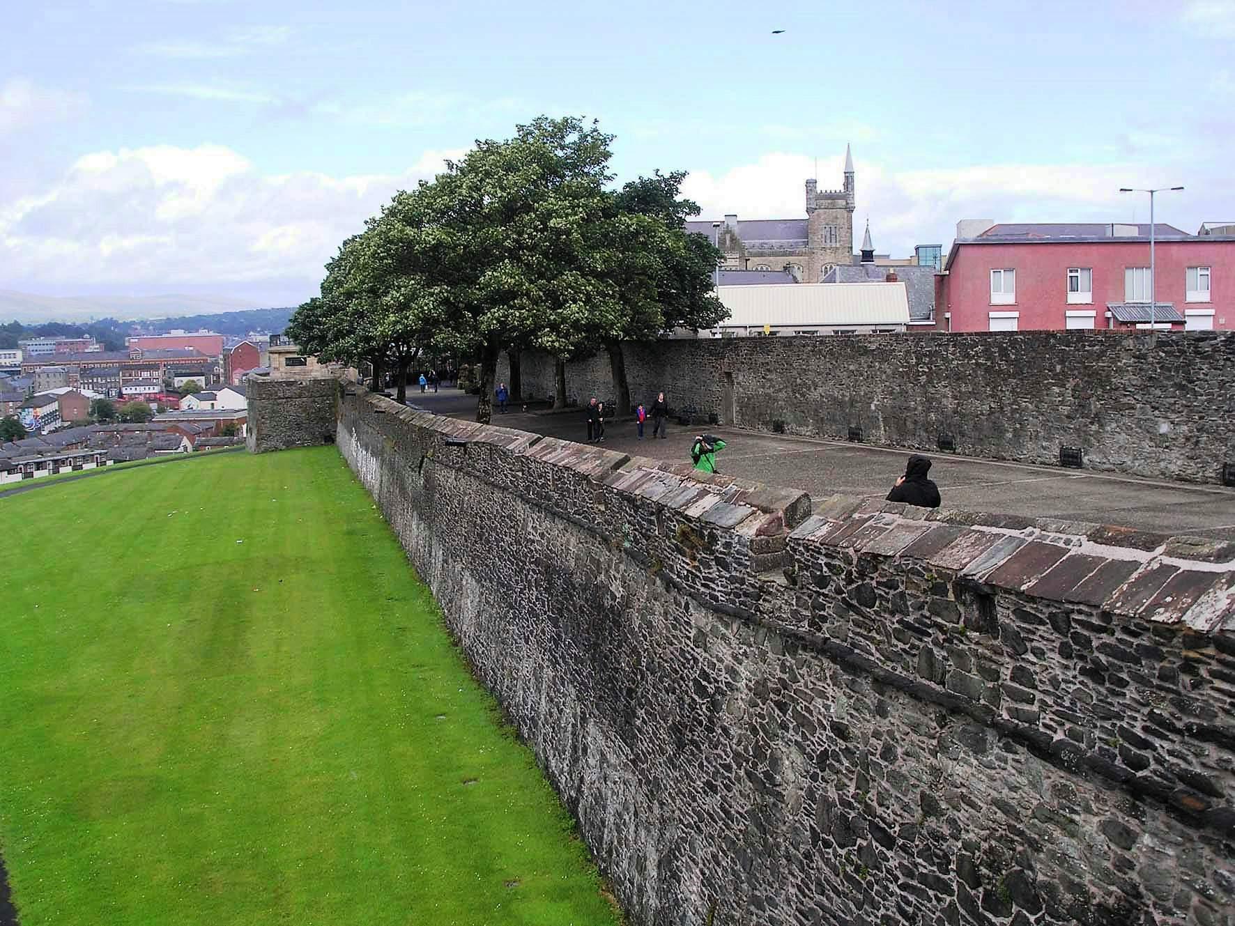 Severní Irsko   Derry 2