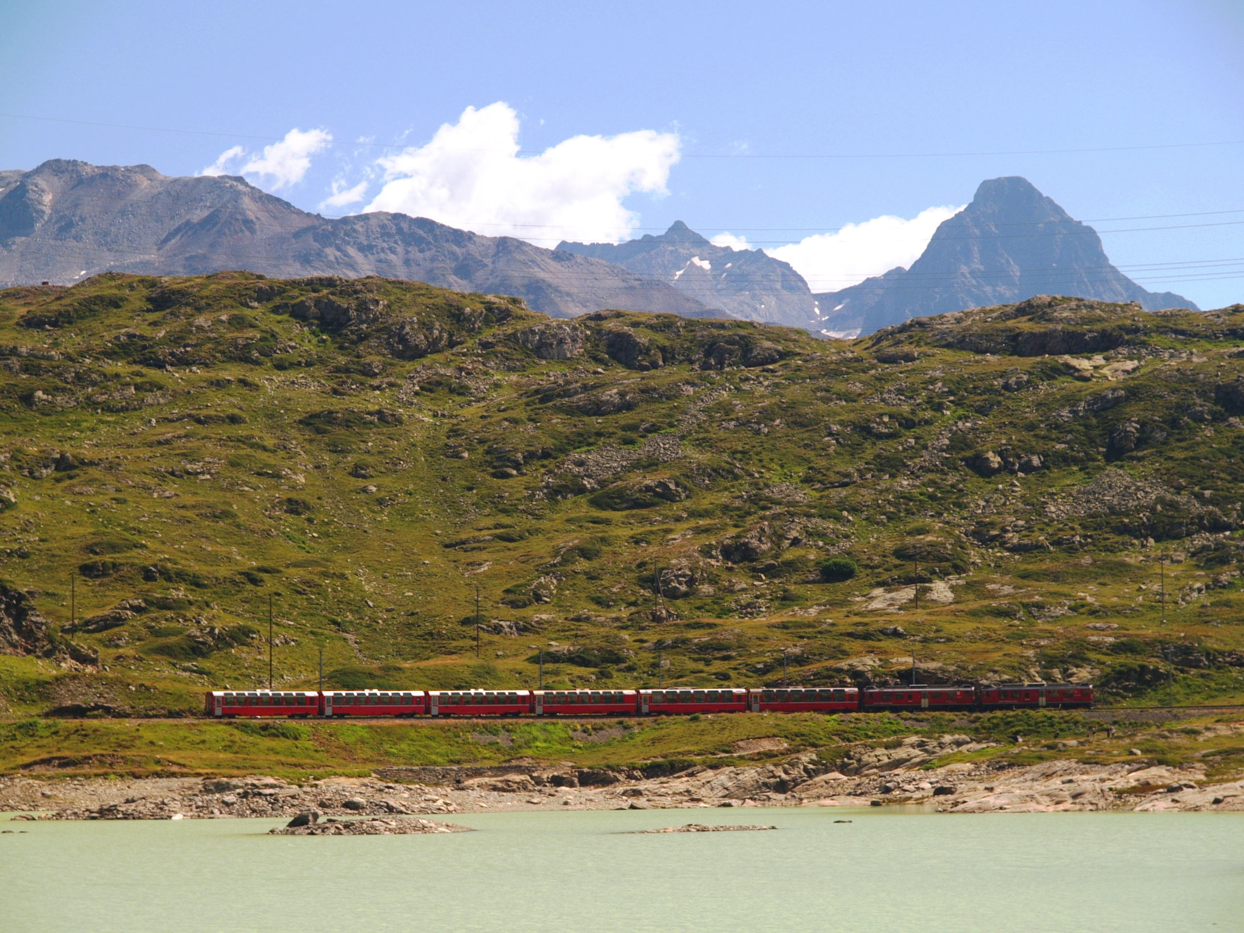 Svycarsko Bernina 08