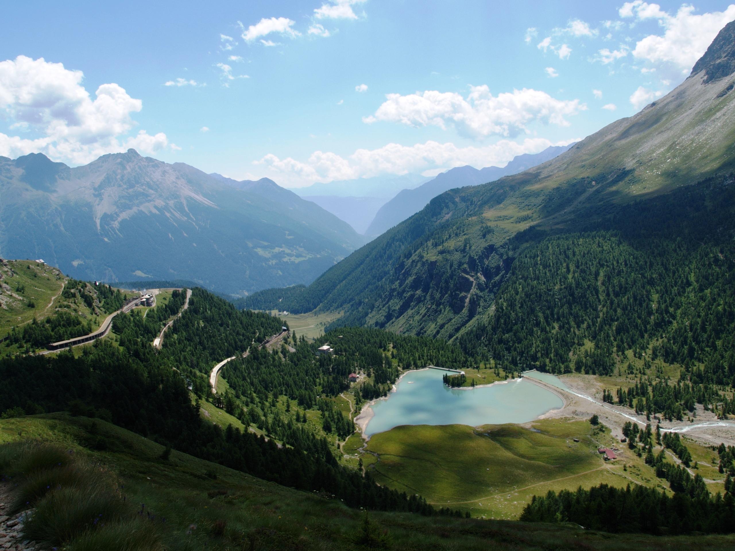 Svycarsko Bernina 18