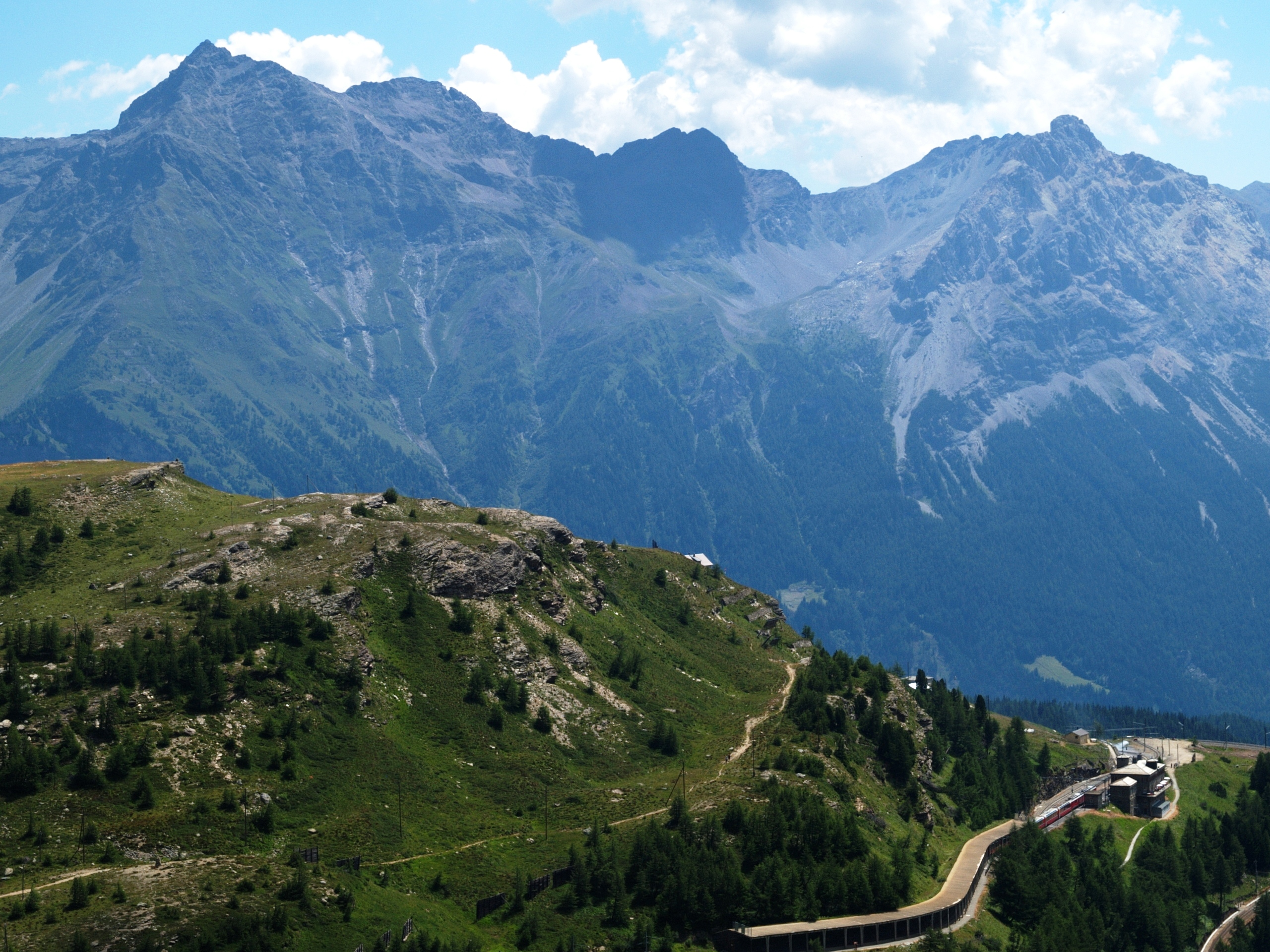 Svycarsko Bernina 19