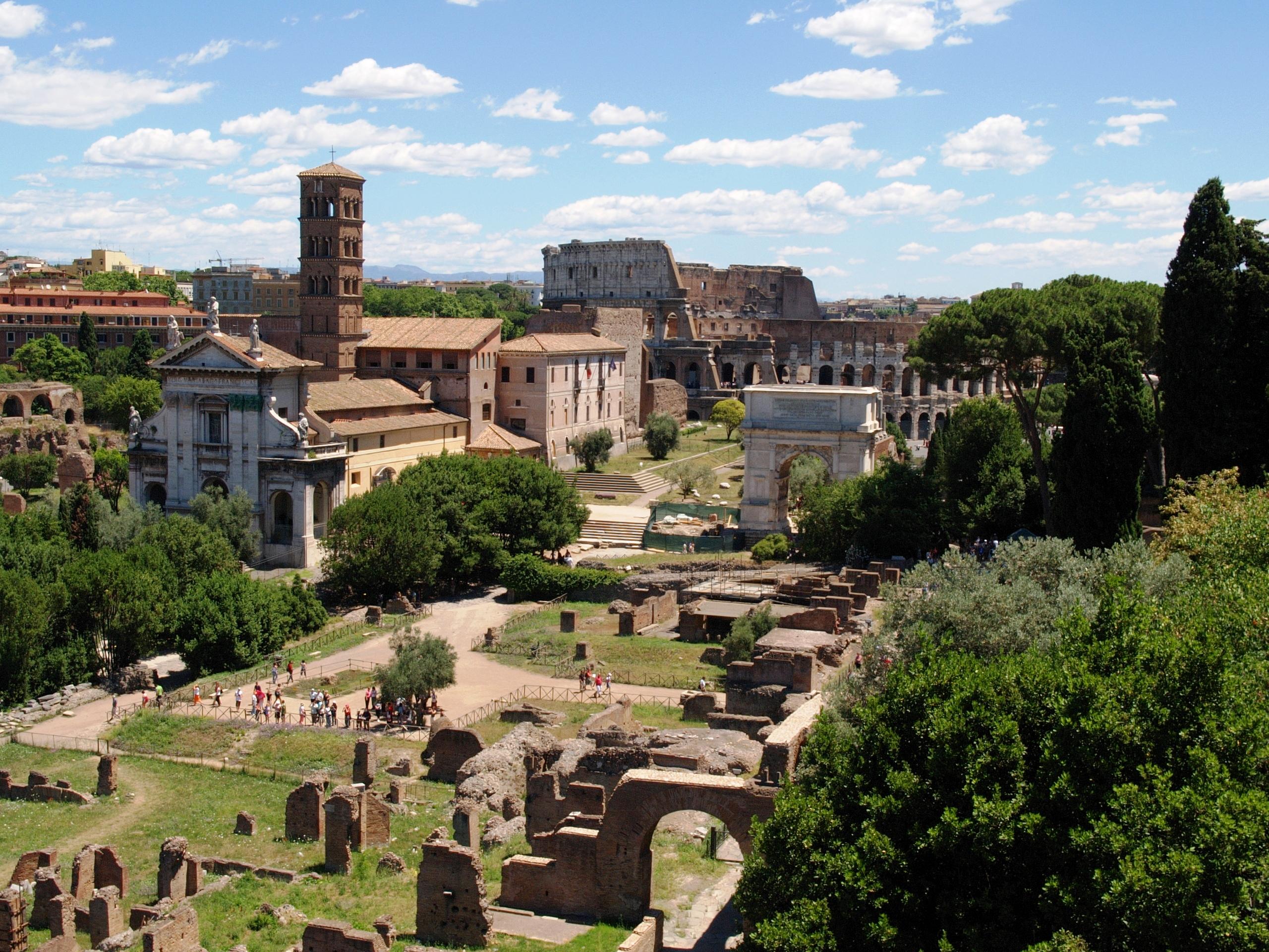 Italie Rim 10