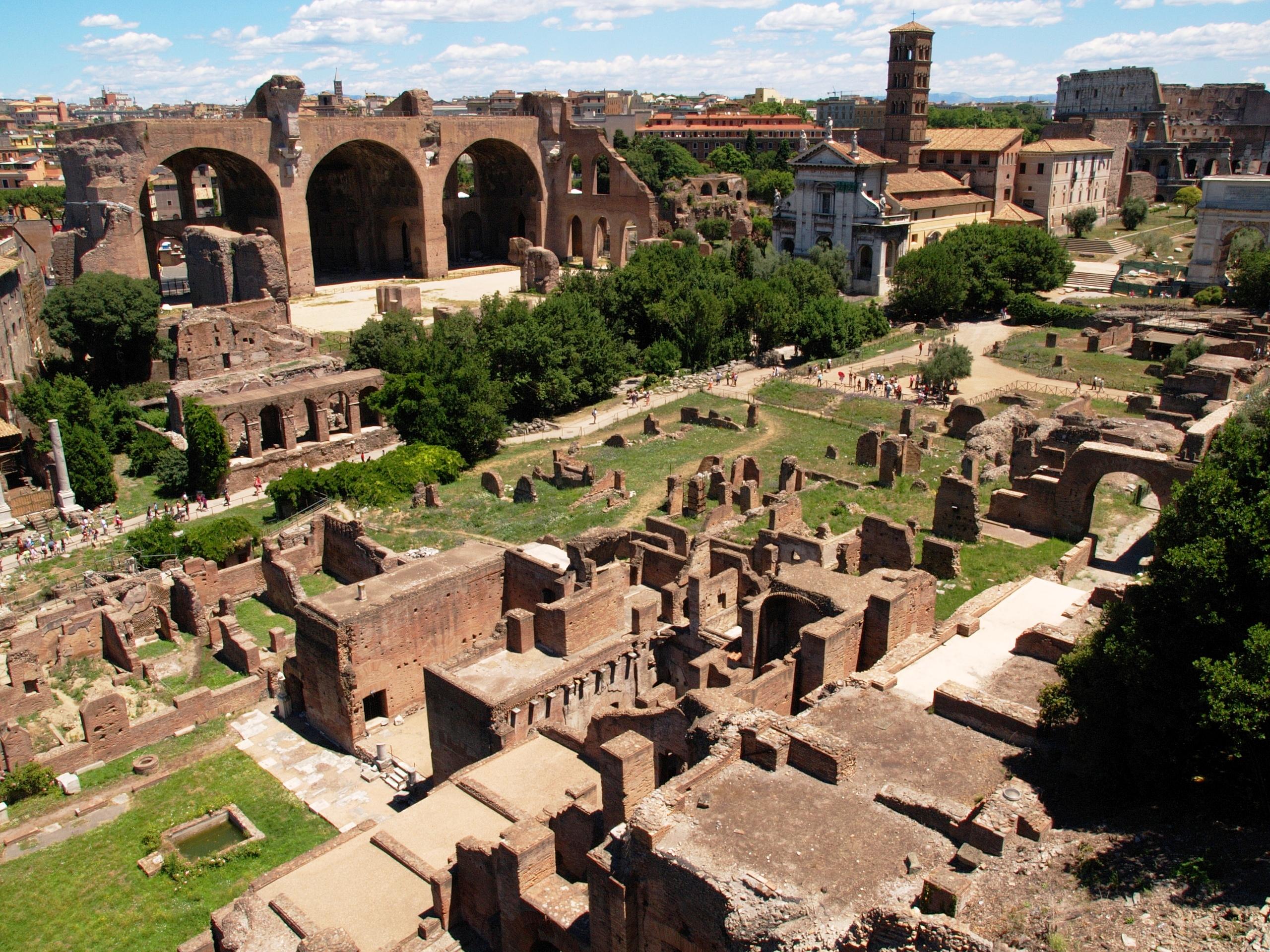 Italie Rim 12