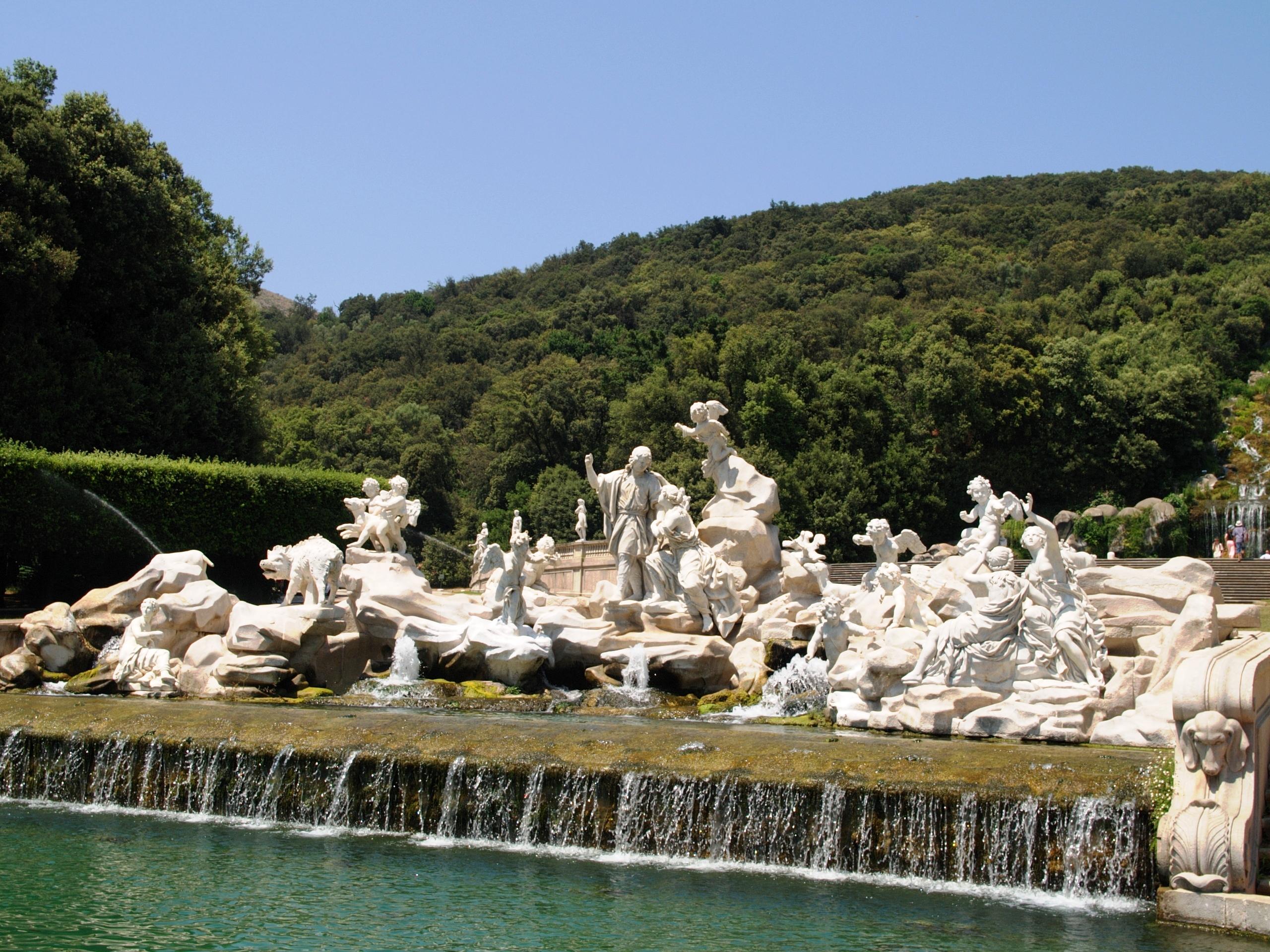 Italie Caserta 10