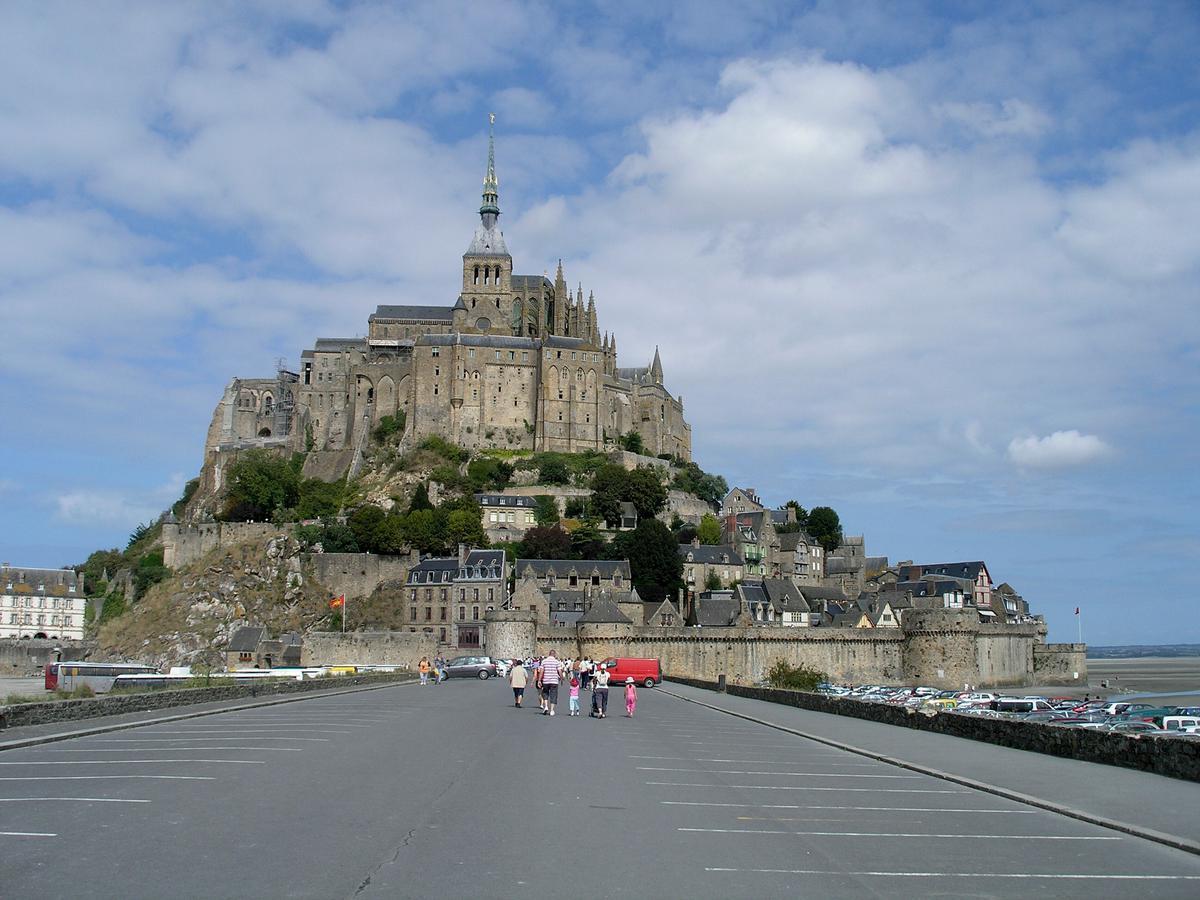 Mt. St. Michel 1