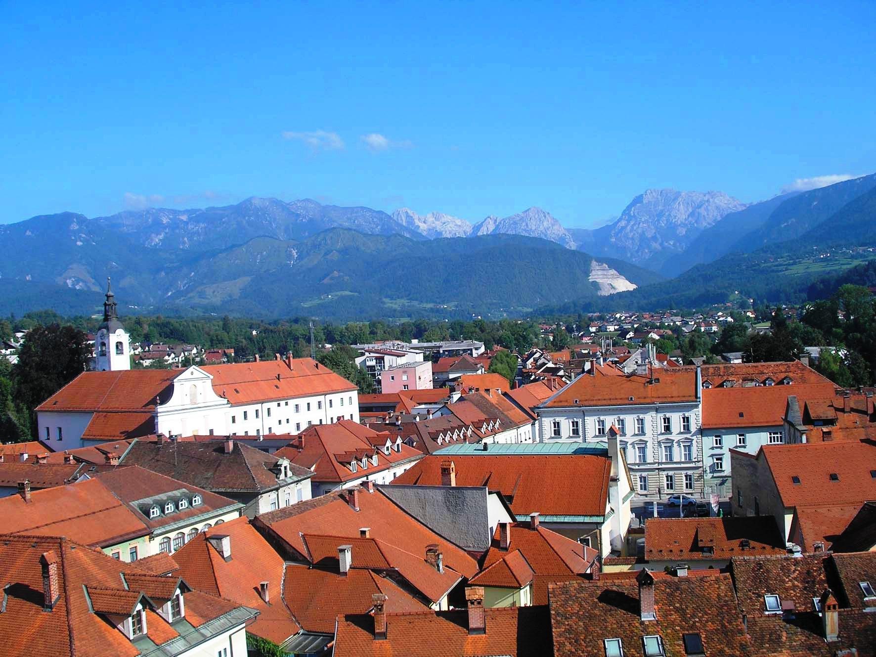 Slovinsko   Kamnik 1