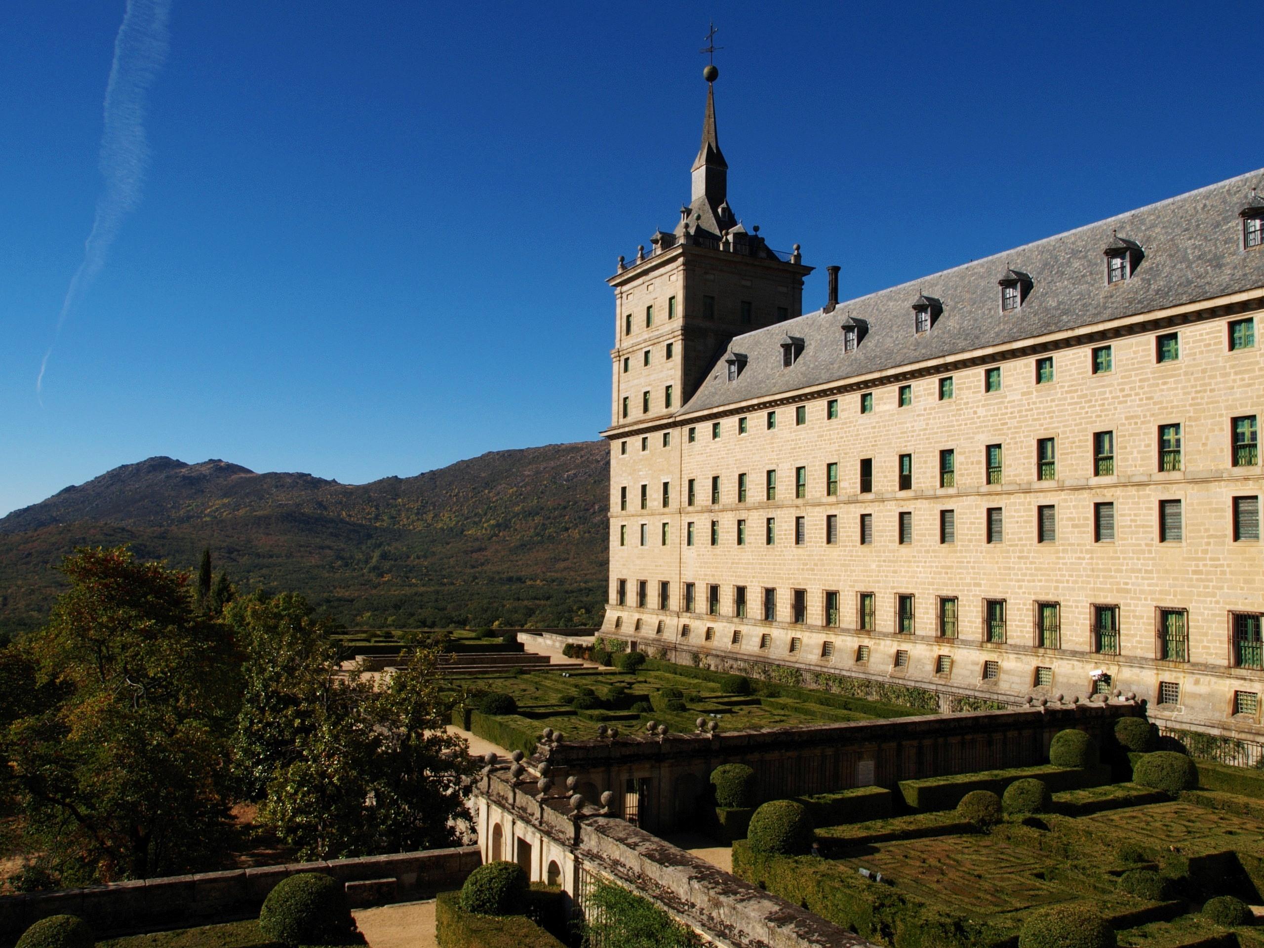 Spanelsko El Escorial 04