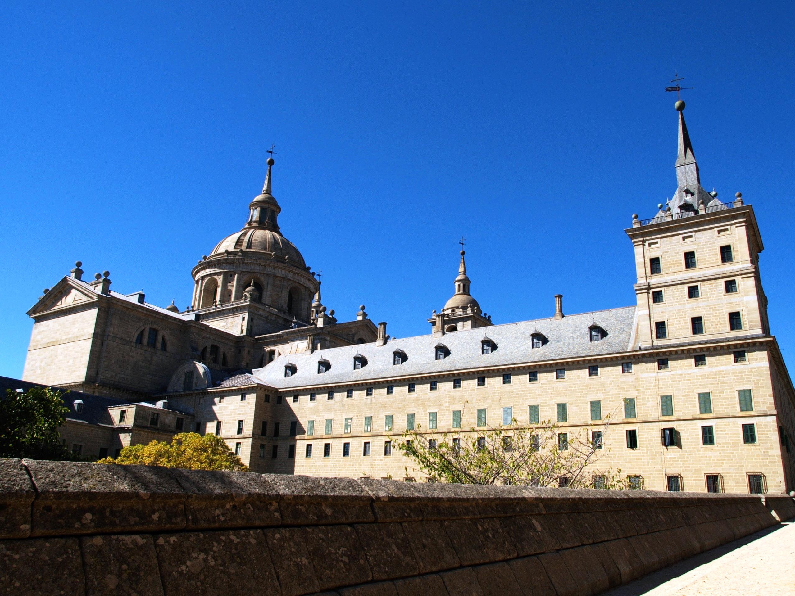 Spanelsko El Escorial 06