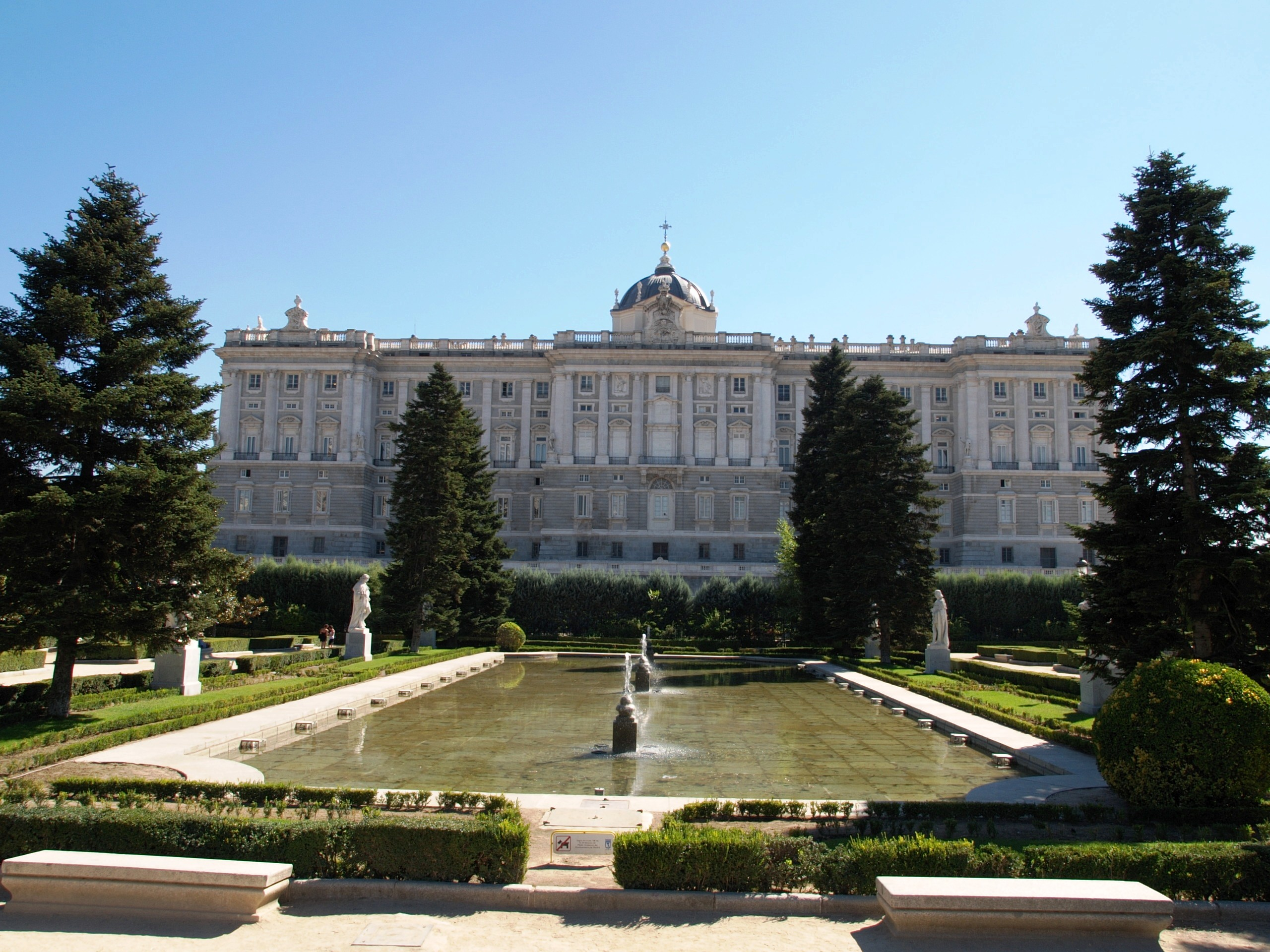 Spanelsko Madrid 07