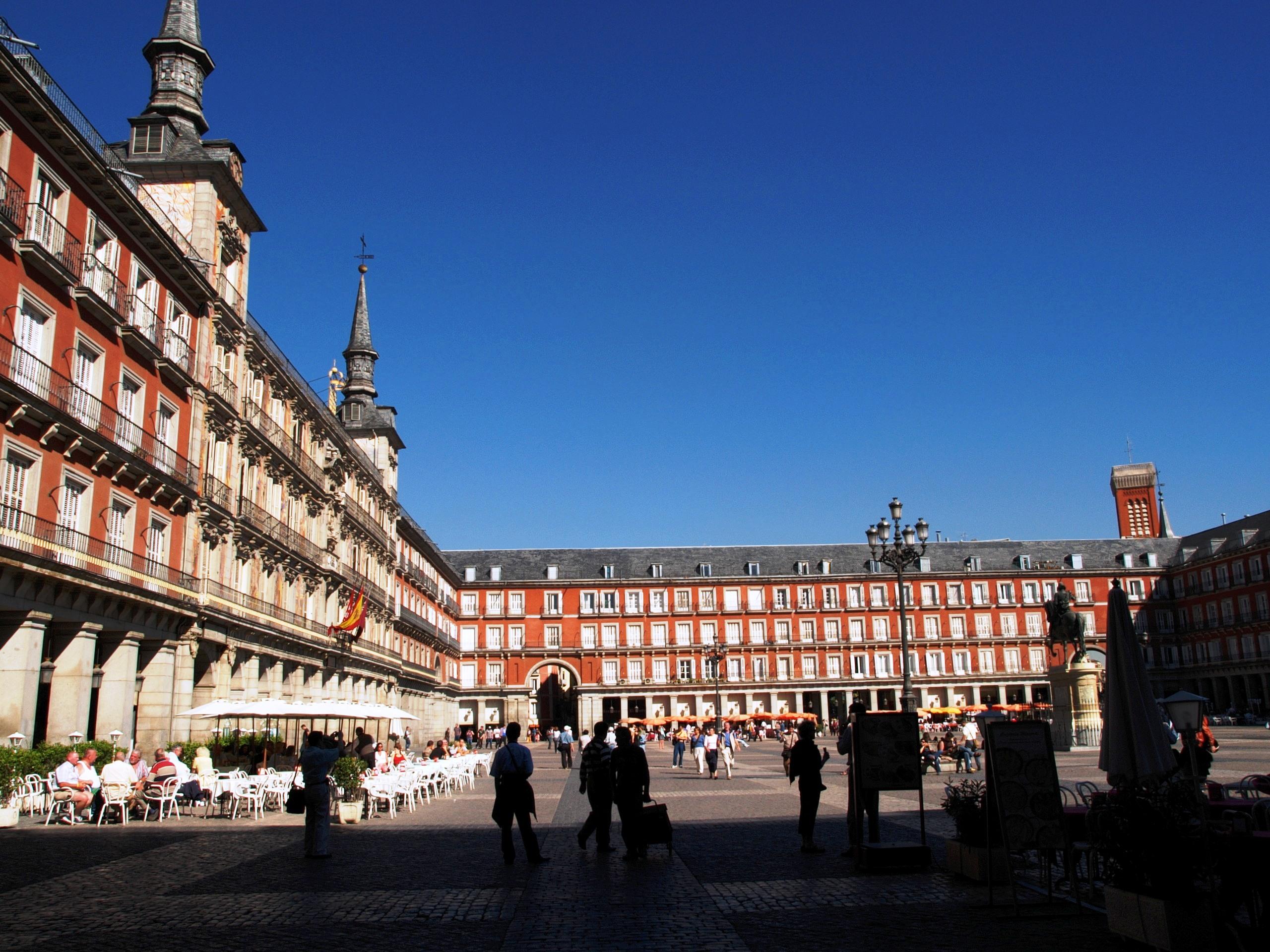 Spanelsko Madrid 08