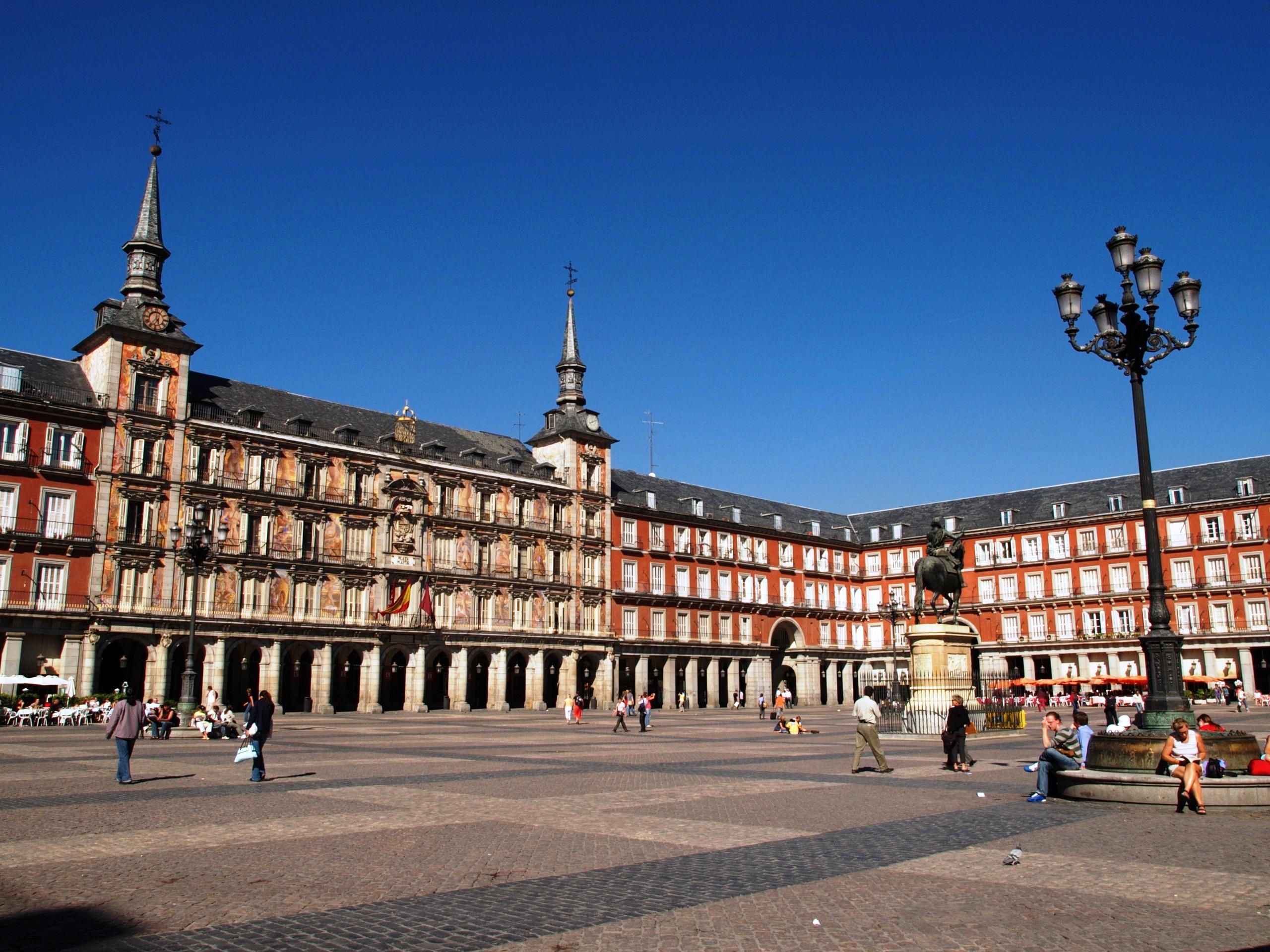 Spanelsko Madrid 09