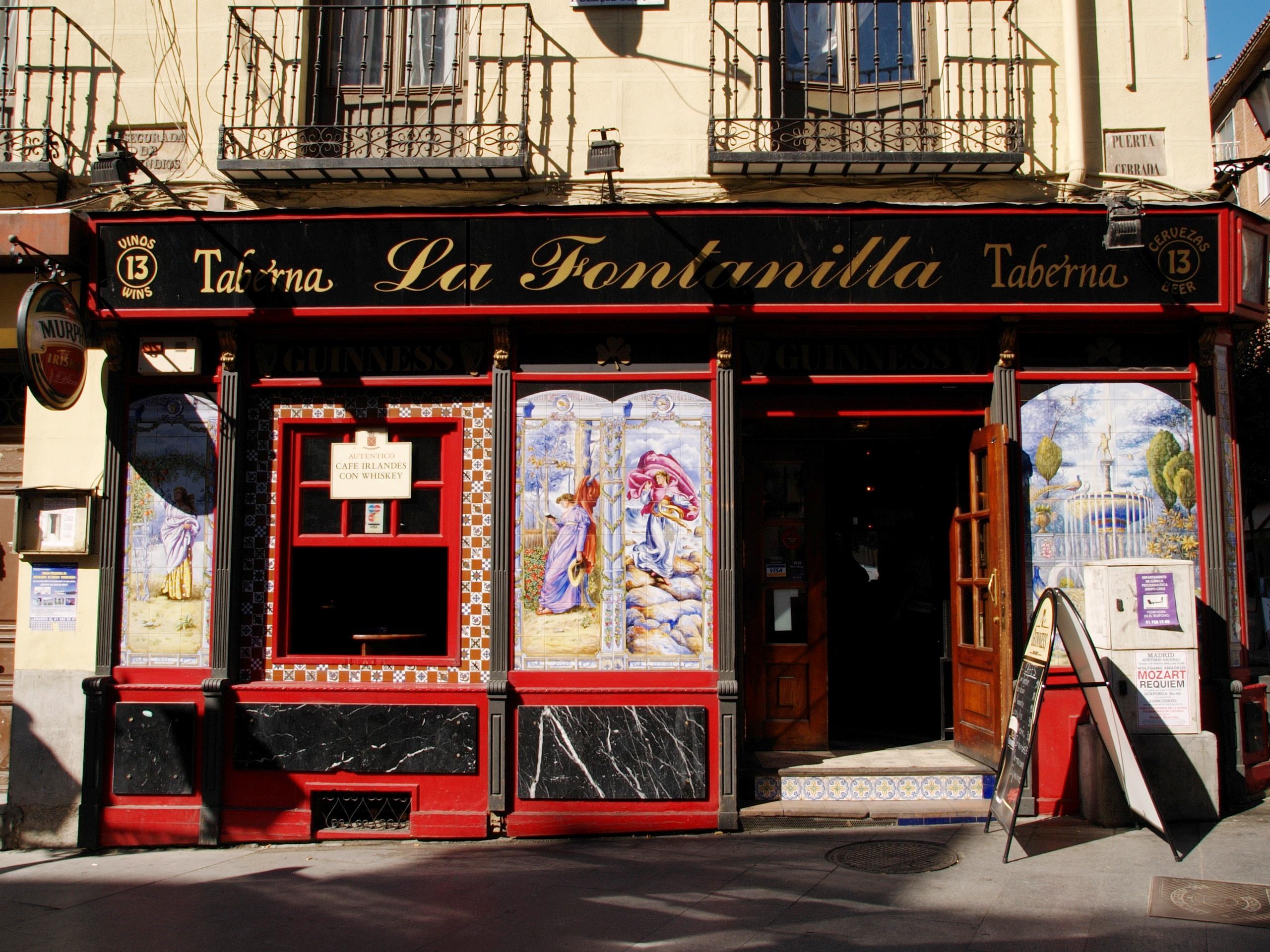 Spanelsko Madrid 10