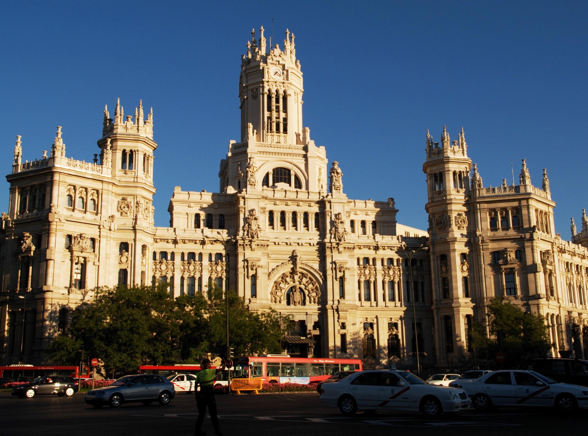 Spanelsko Madrid 11