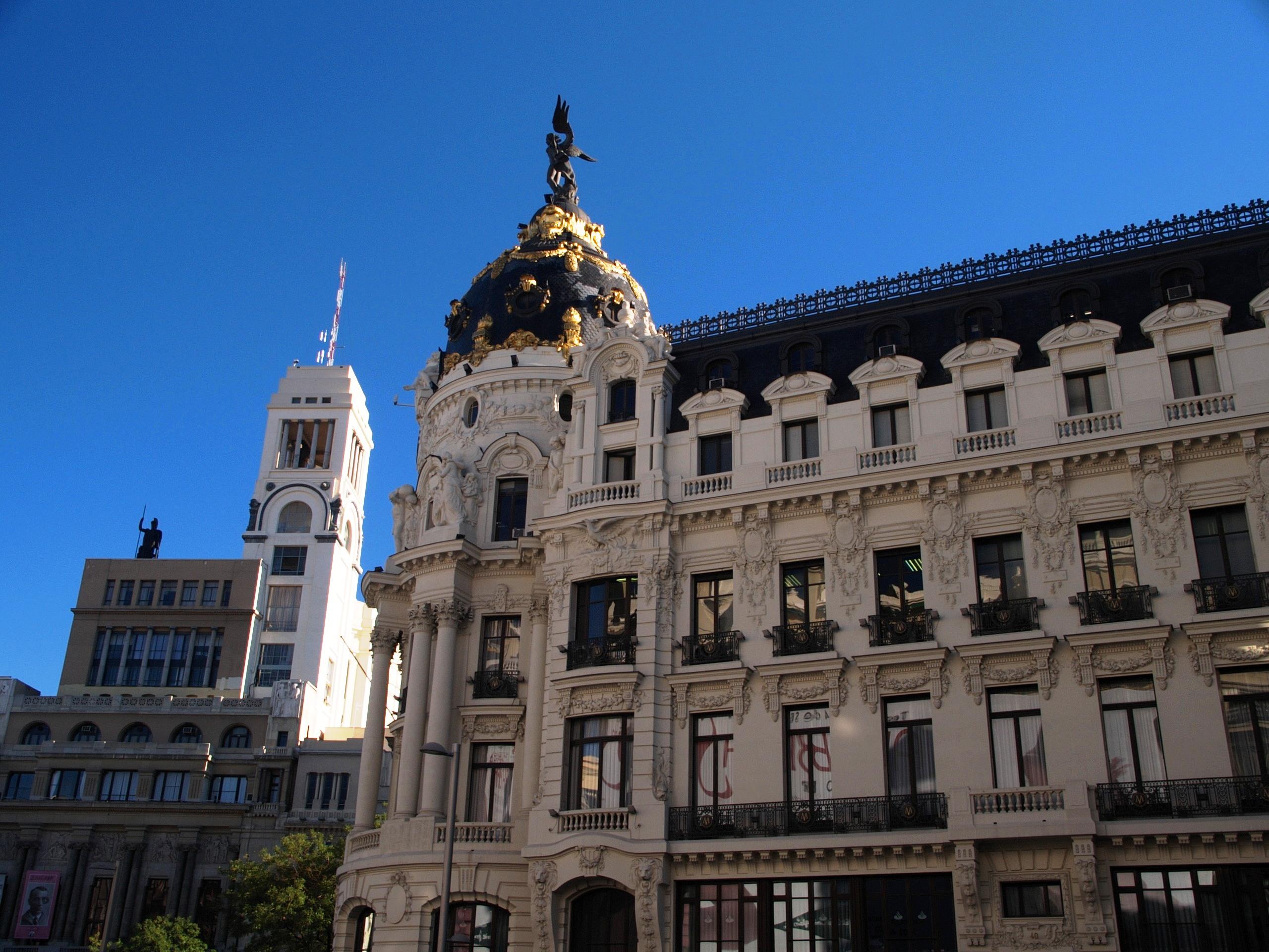 Spanelsko Madrid 14
