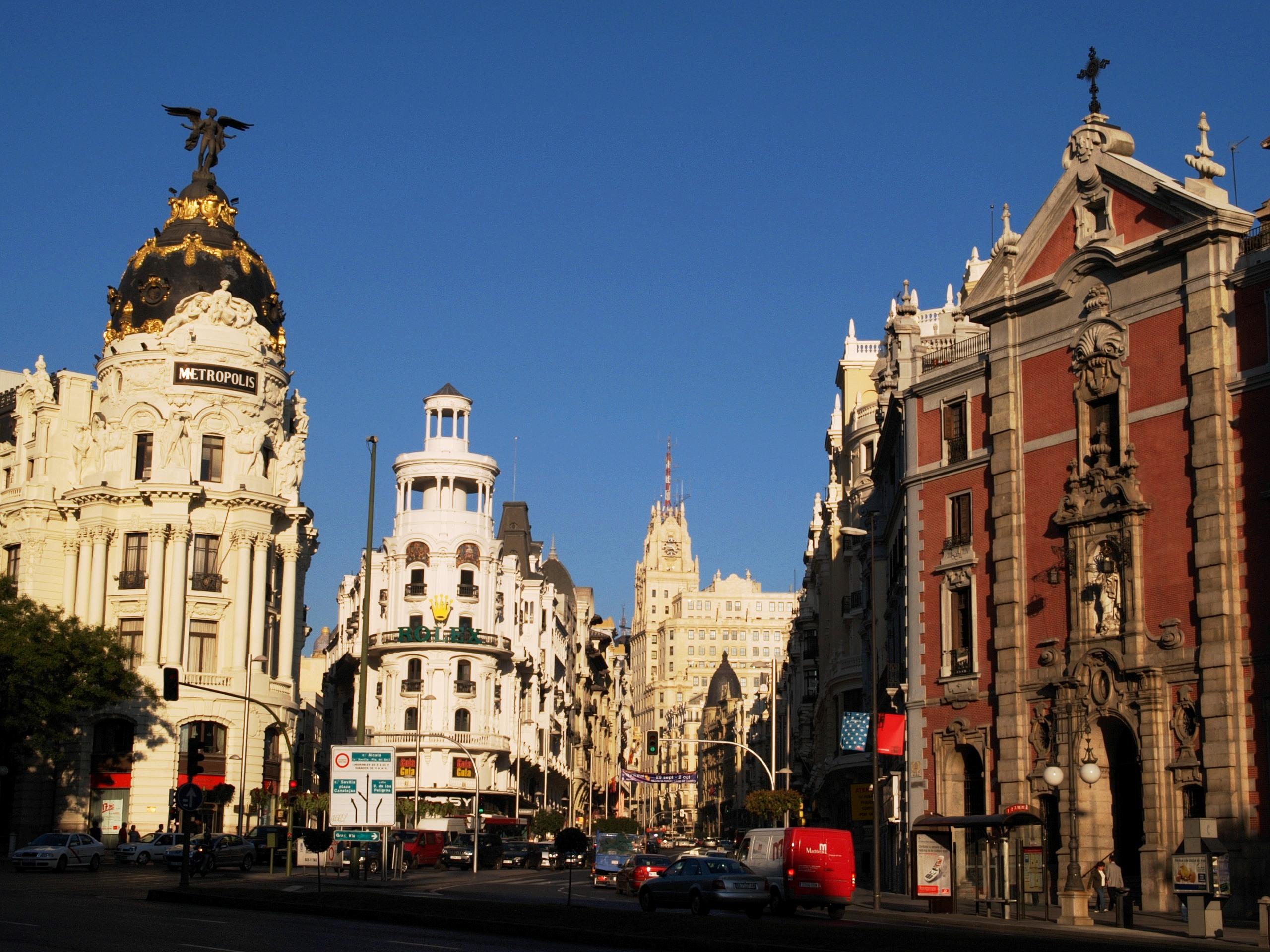Spanelsko Madrid 16