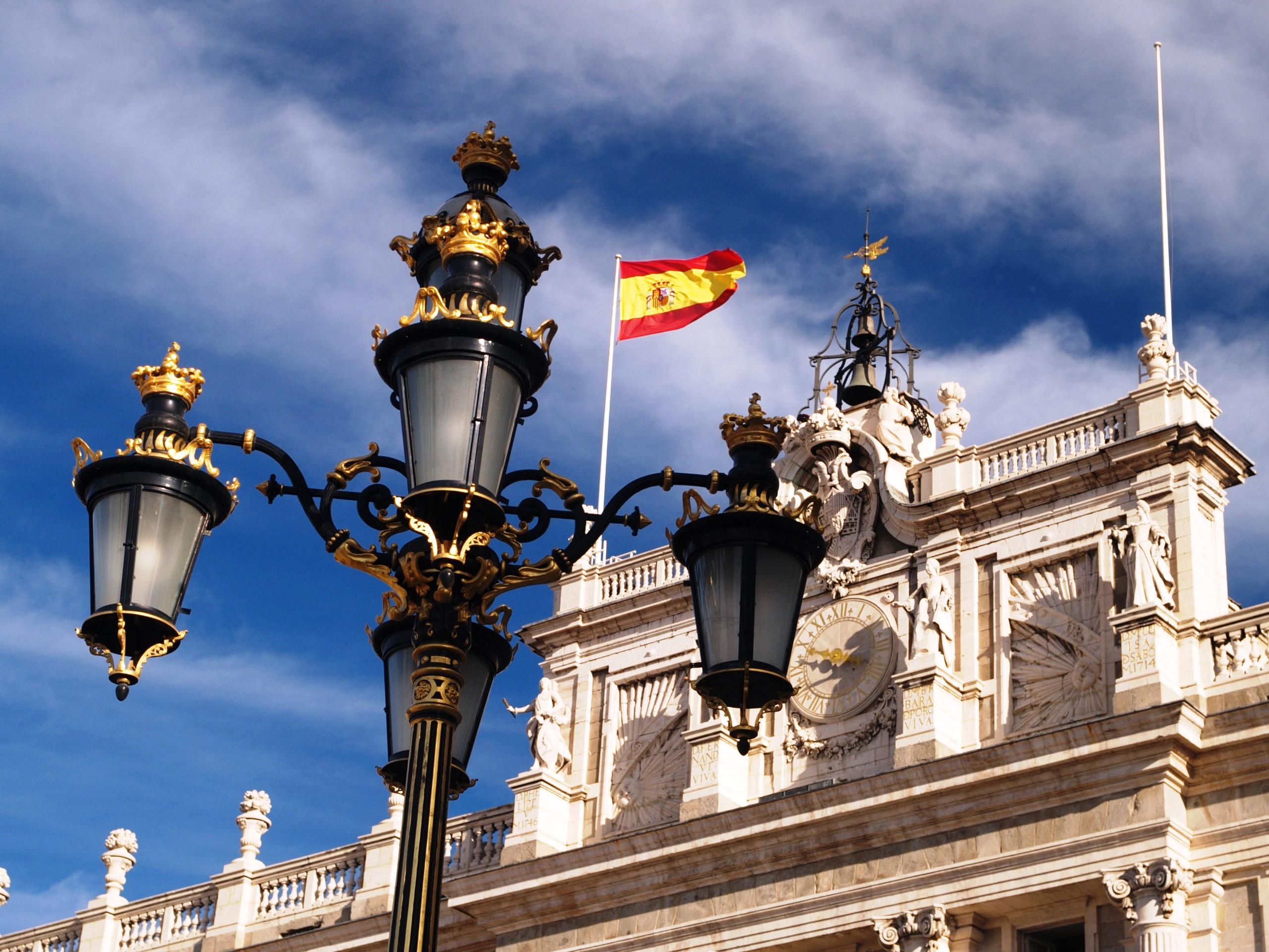Spanelsko Madrid 22
