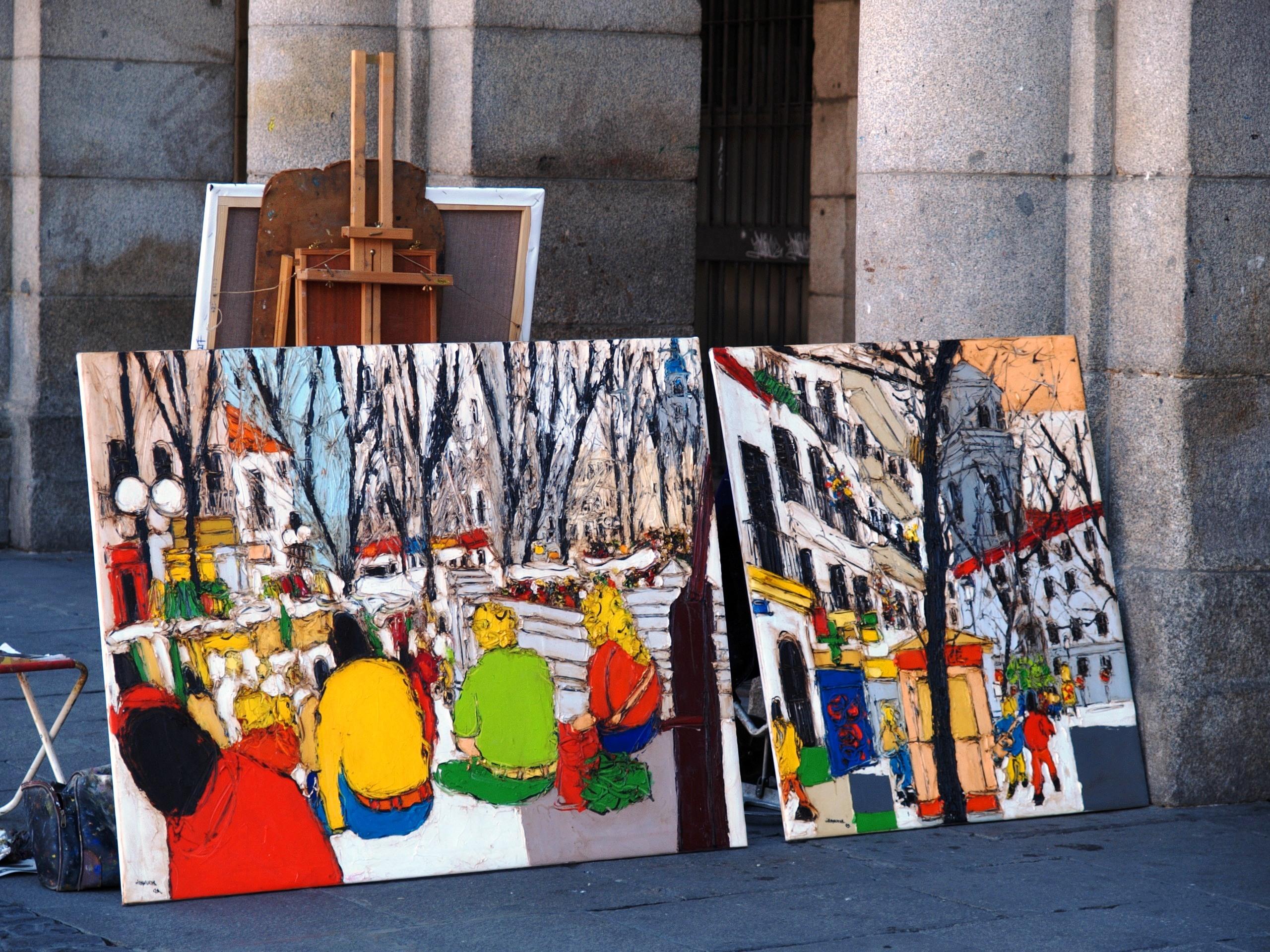 Spanelsko Madrid 26