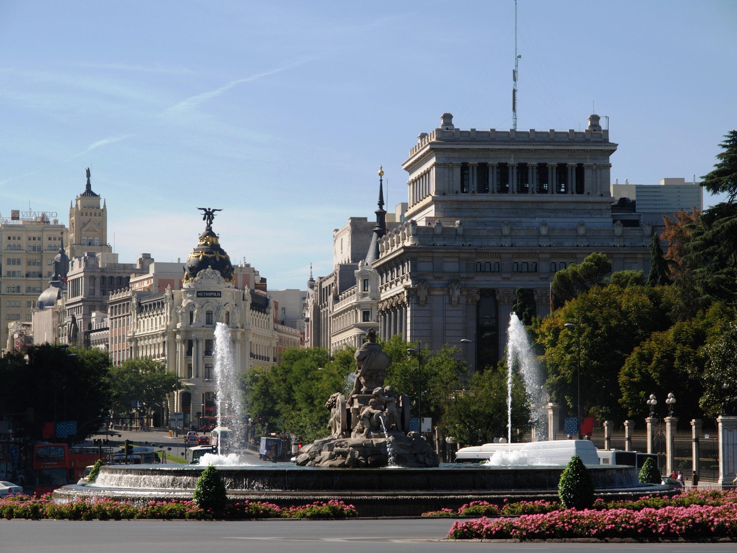 Spanelsko Madrid 28