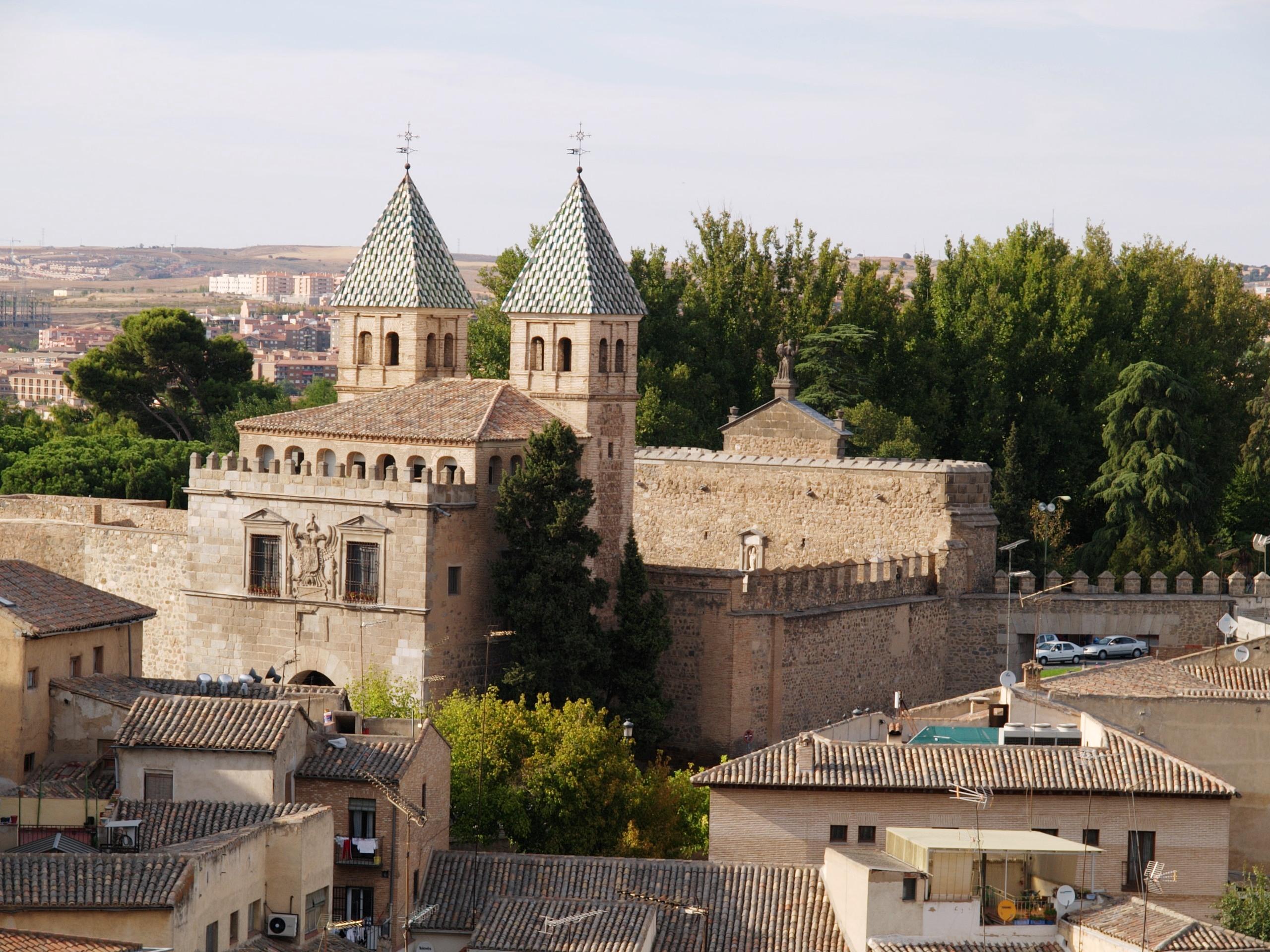 Spanelsko Toledo 12