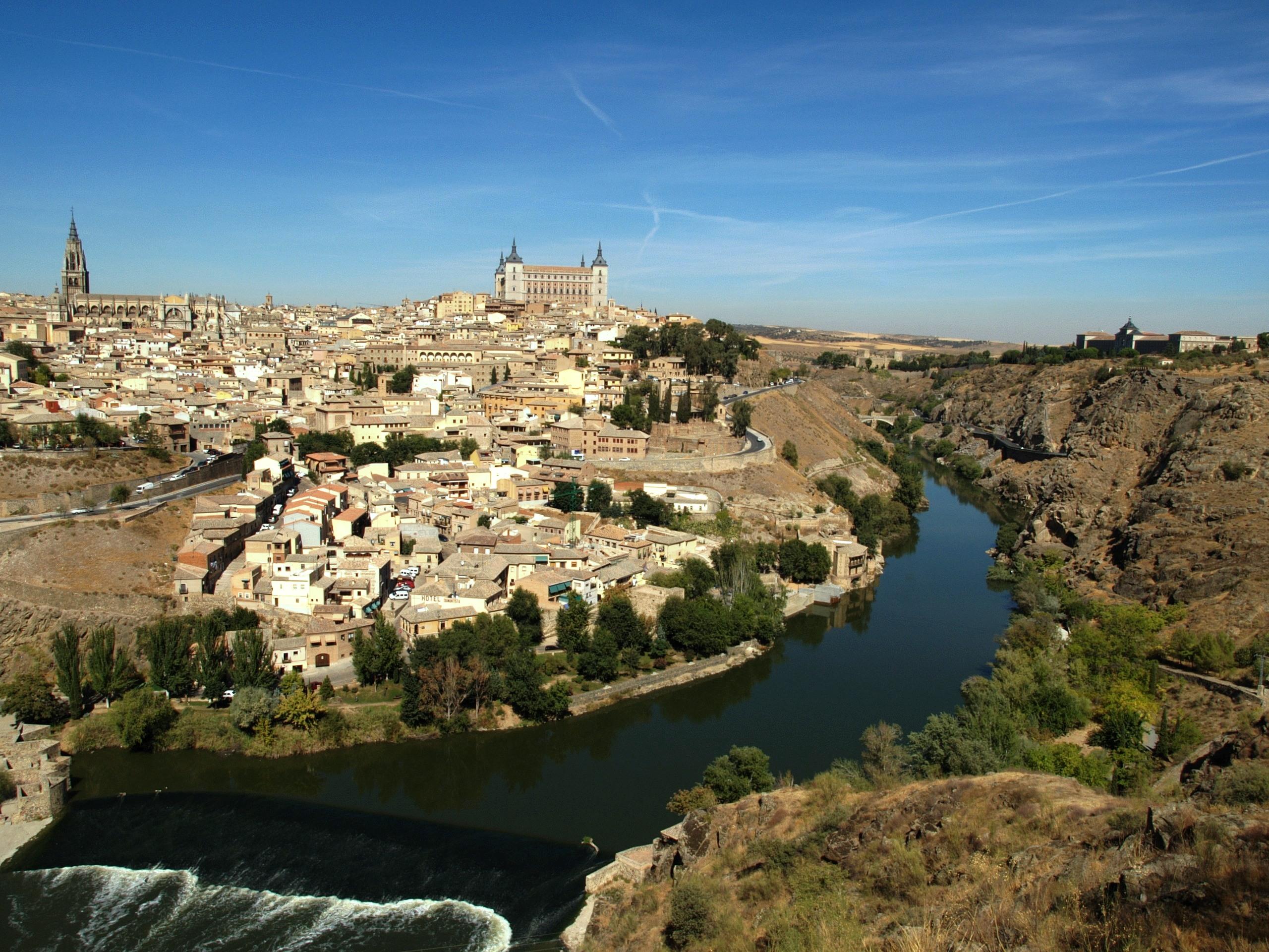 Spanelsko Toledo 13