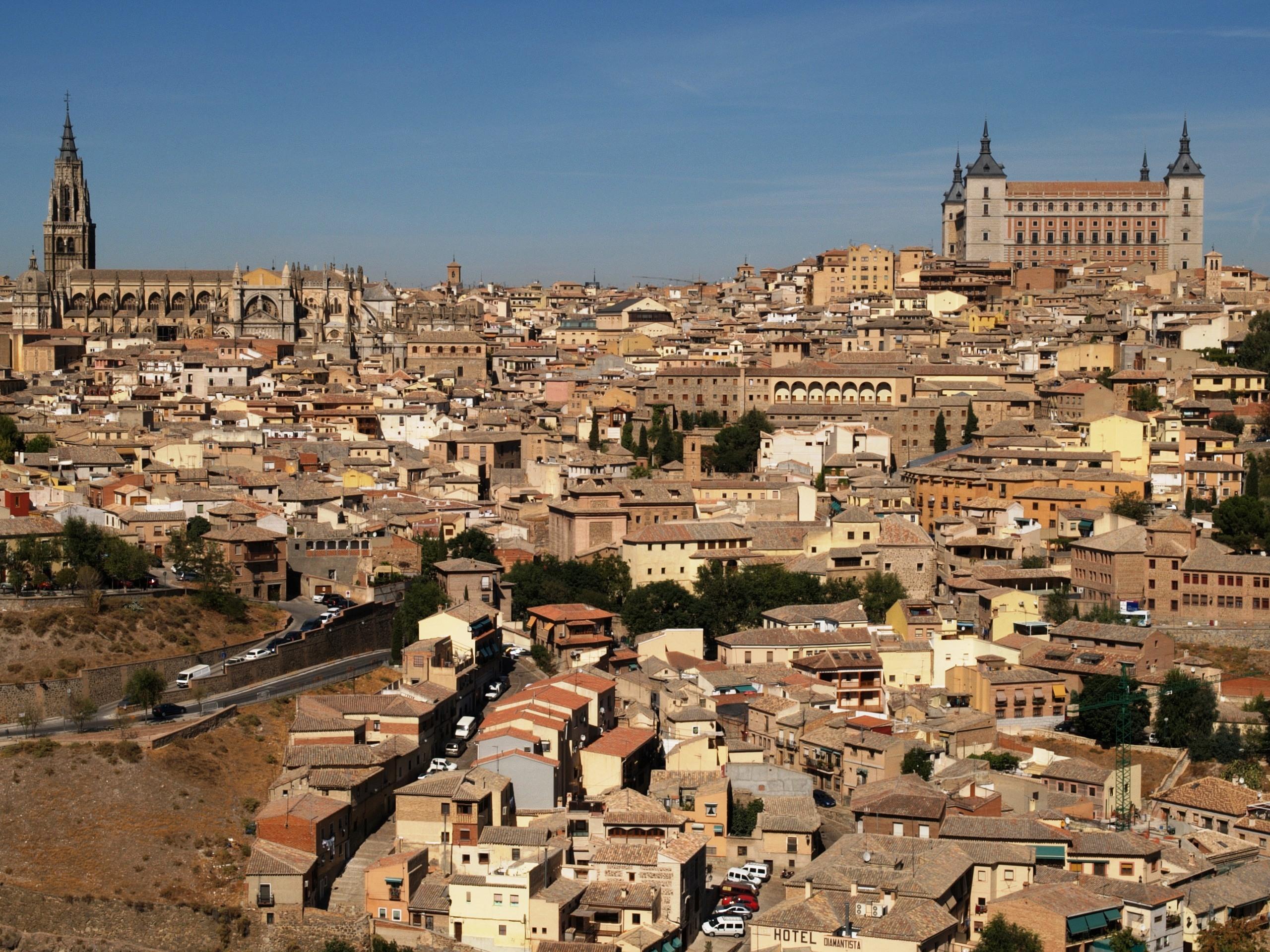 Spanelsko Toledo 15