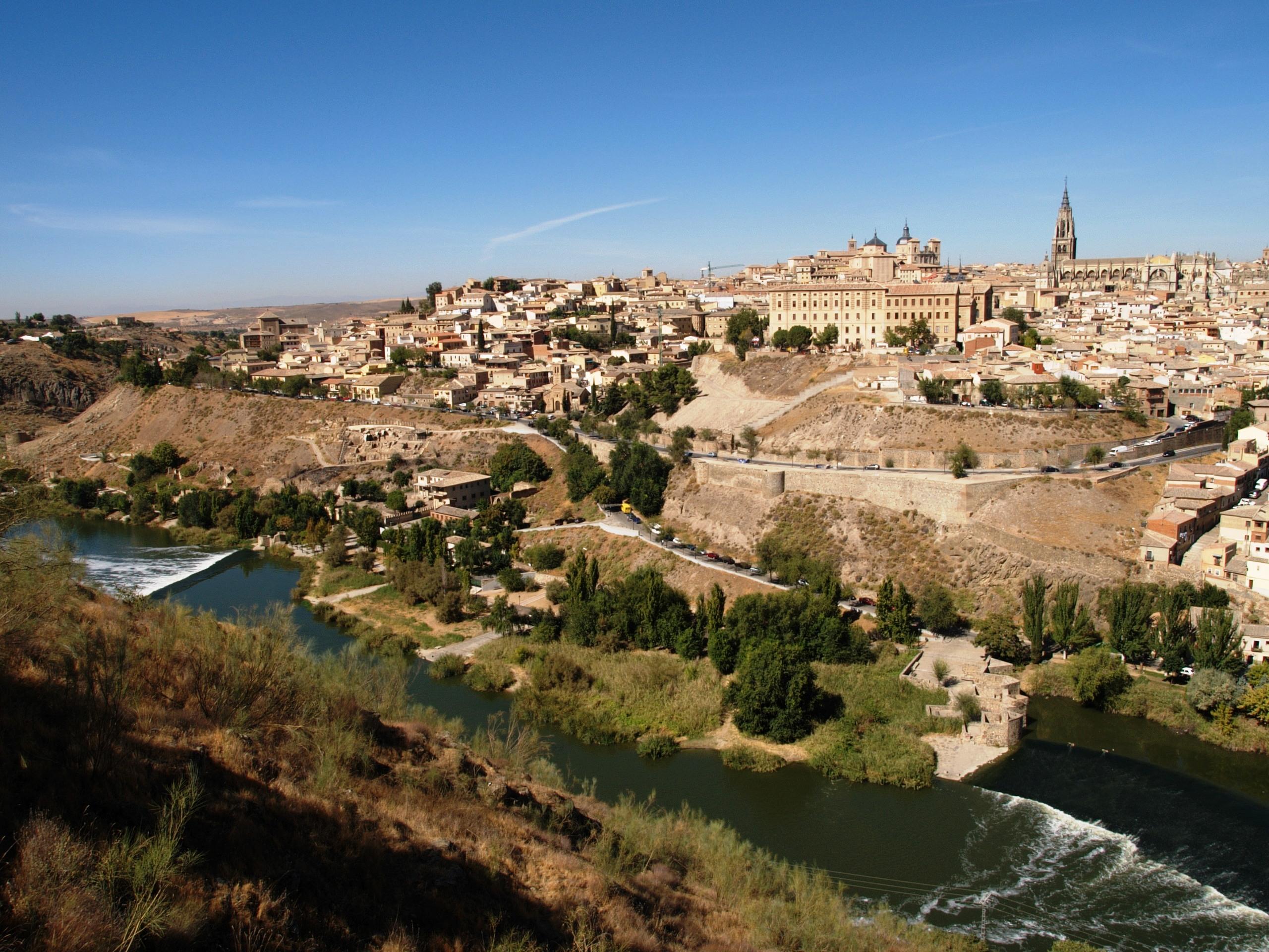 Spanelsko Toledo 16