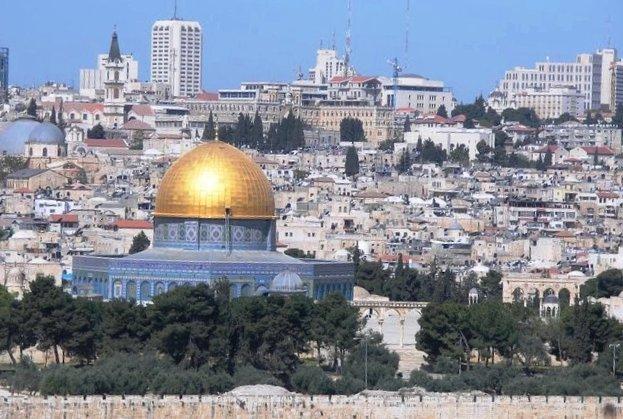 Izrael Jeruzalem 01