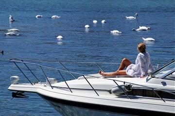 cruise, boat, holiday
