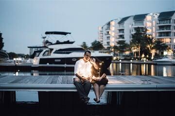 building, condominium, yacht