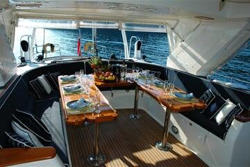 yacht, holiday, gocek
