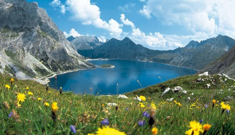 Foto - Montafon - Montafon - rozkvetlá alpská zahrada ***