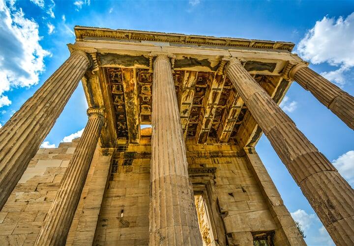 10 nejobdivovanějších míst Řecka