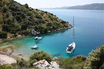 island, sea, croatia